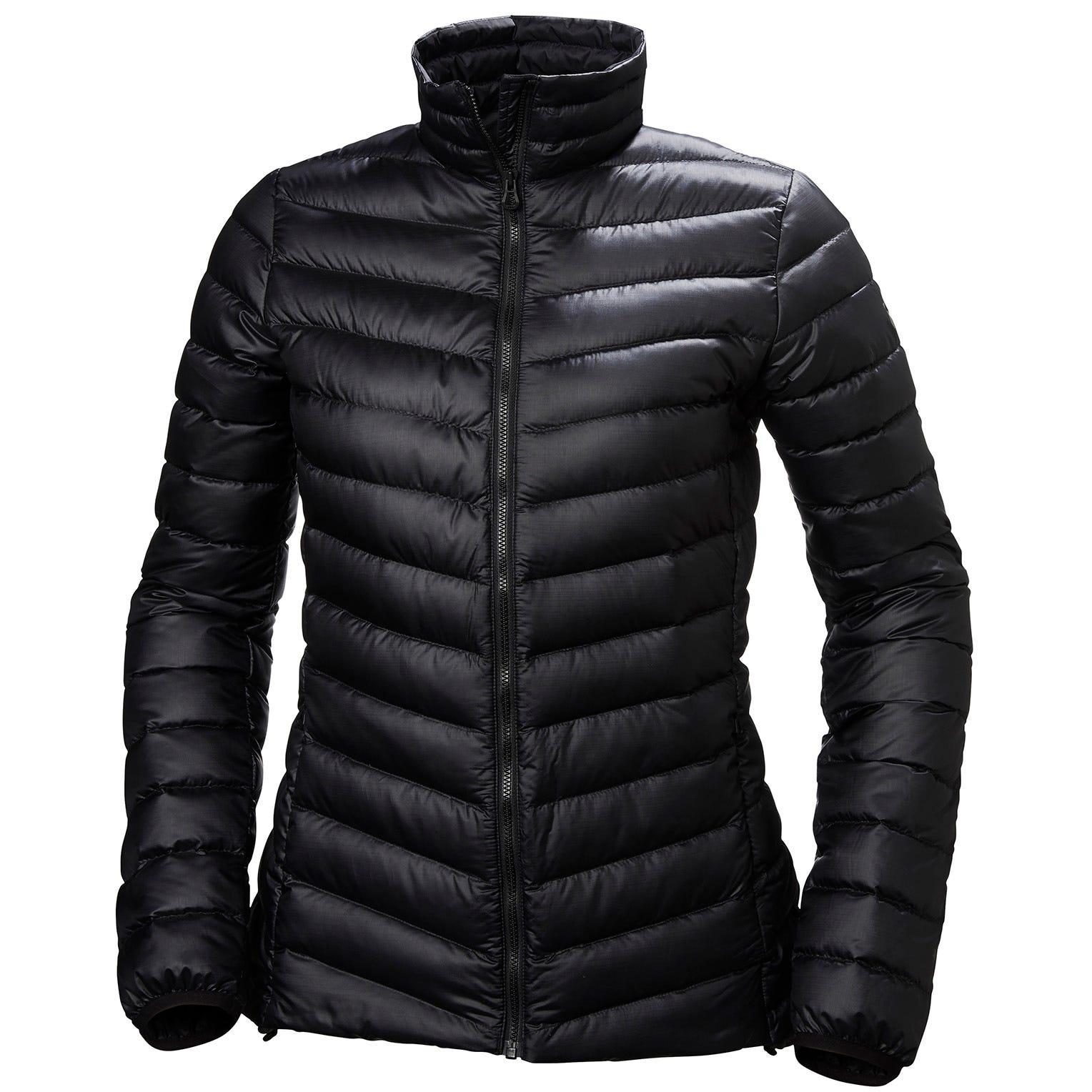 Helly Hansen W Verglas Down Insulator Womens Hiking Jacket Black L