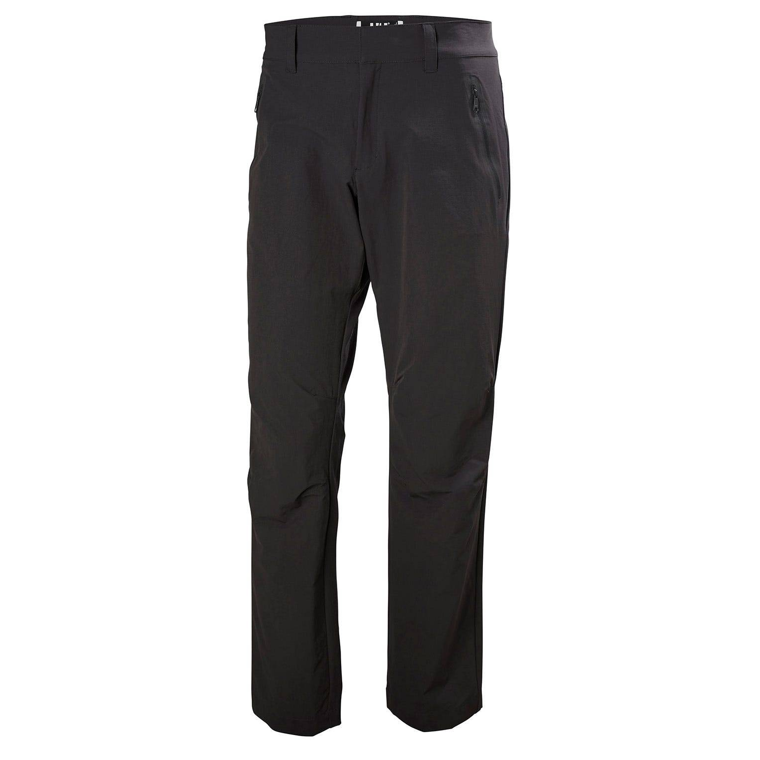 Helly Hansen Crewline Qd Pant Mens Sailing Black 33