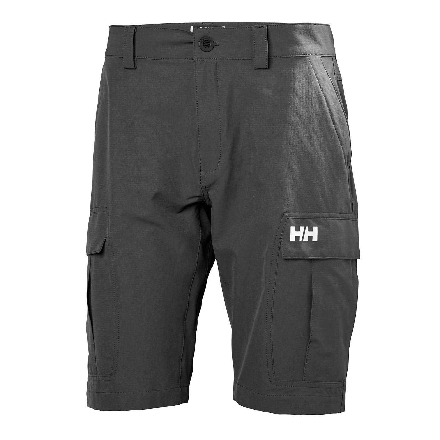 Helly Hansen Qd Cargo Shorts 11 Mens Sailing Pant Black 33
