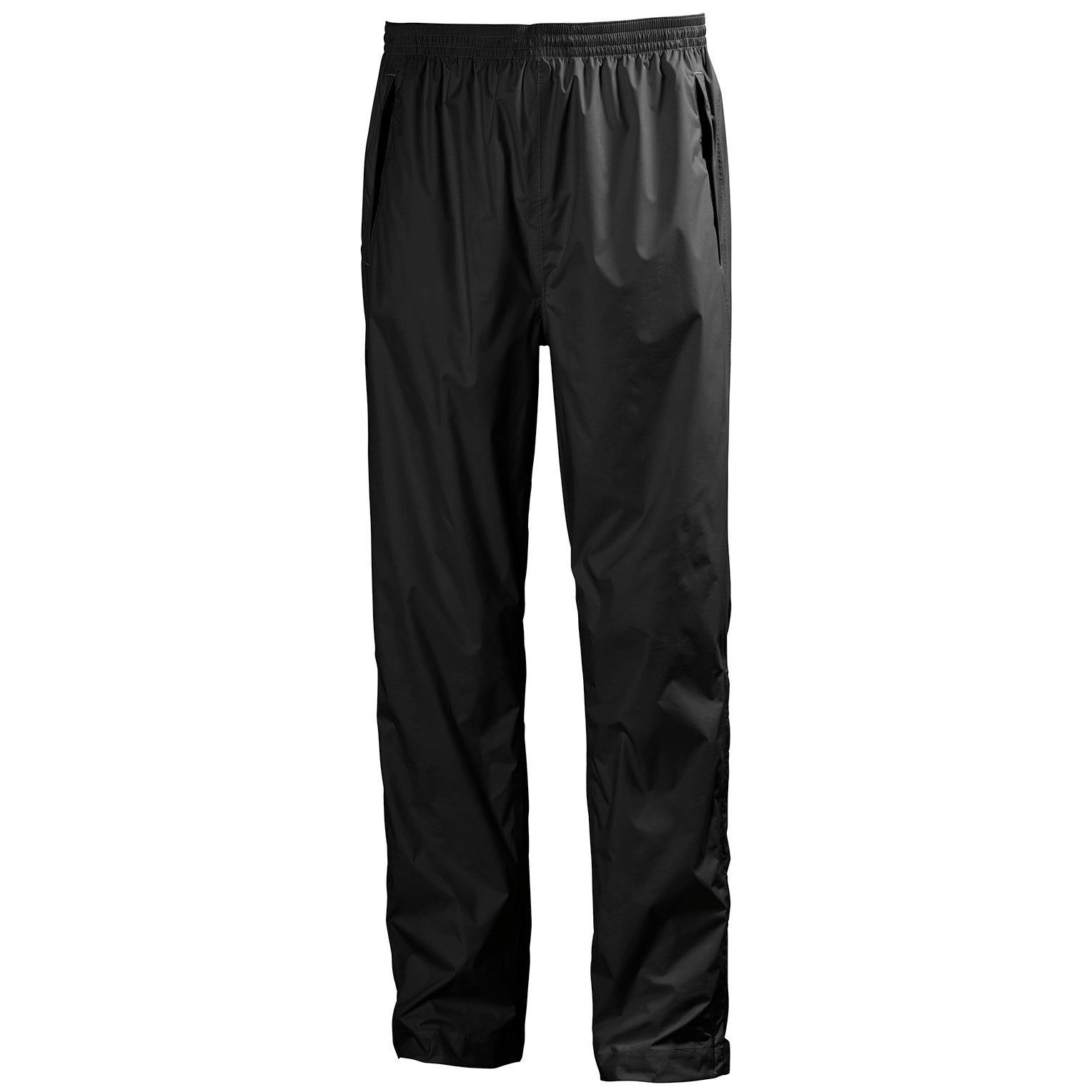 Helly Hansen Loke Pants Mens Hiking Pant Black L