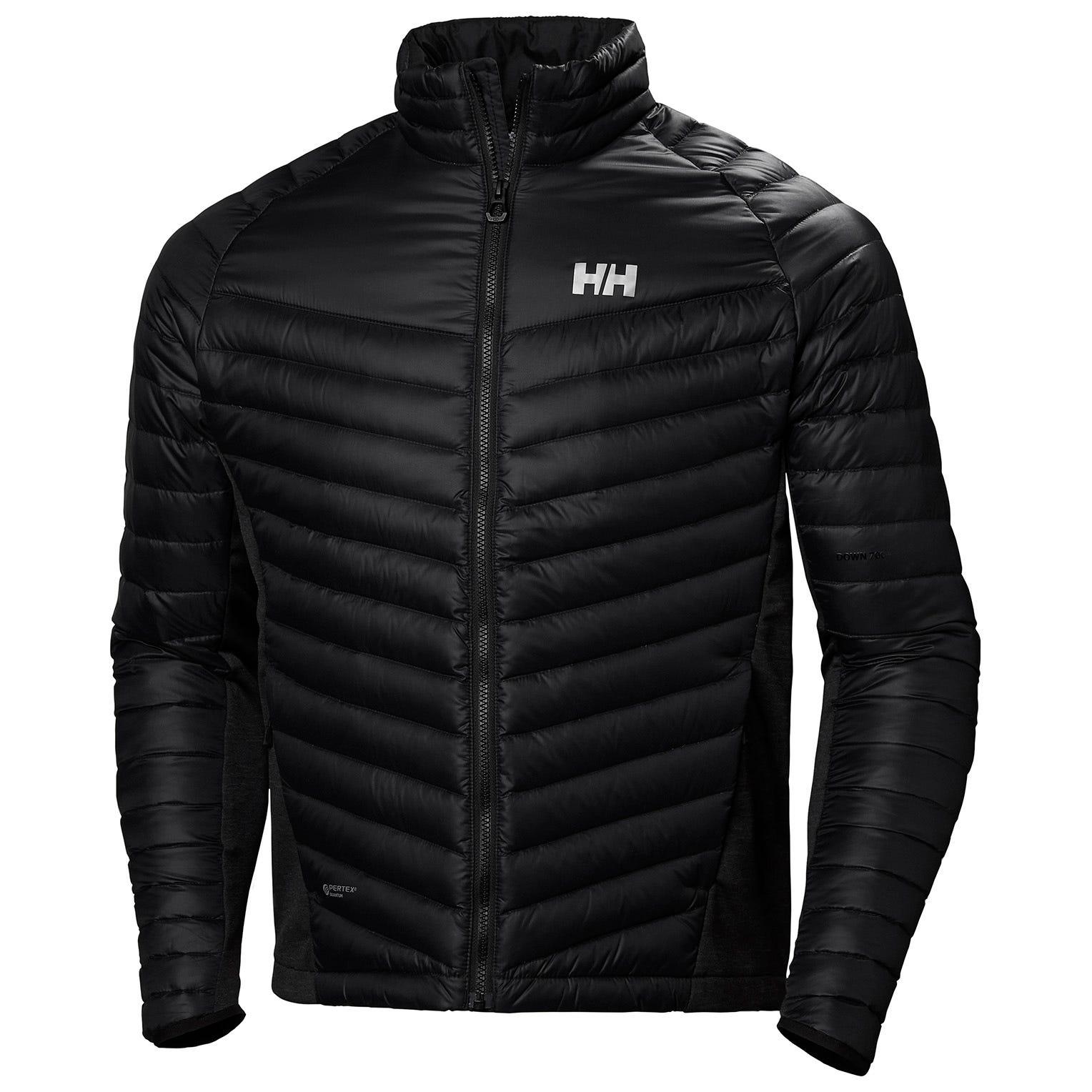 Helly Hansen Verglas Hybrid Insulator Mens Hiking Jacket Black XXL
