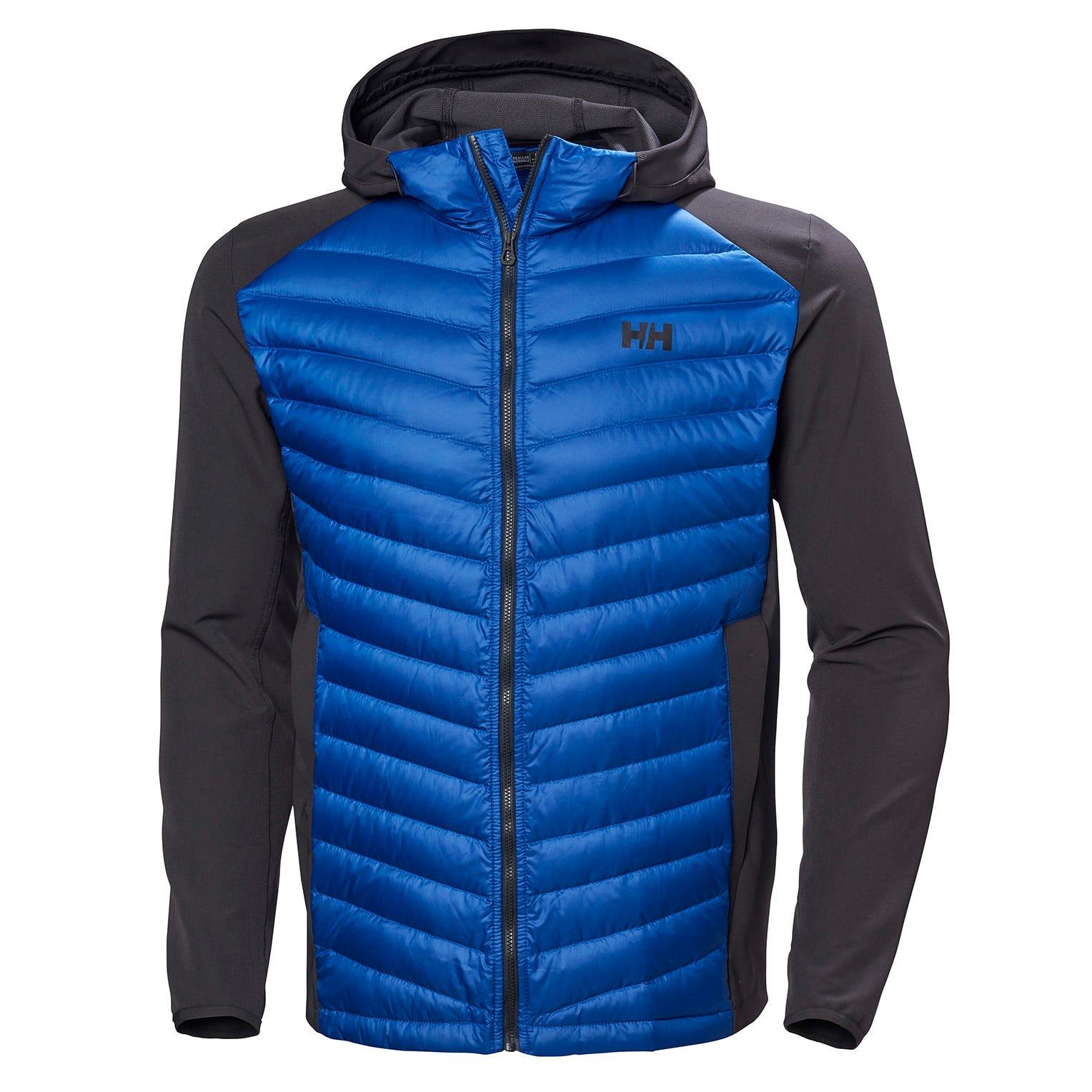 Helly Hansen Verglas Light Jacket Mens Hiking Blue XL