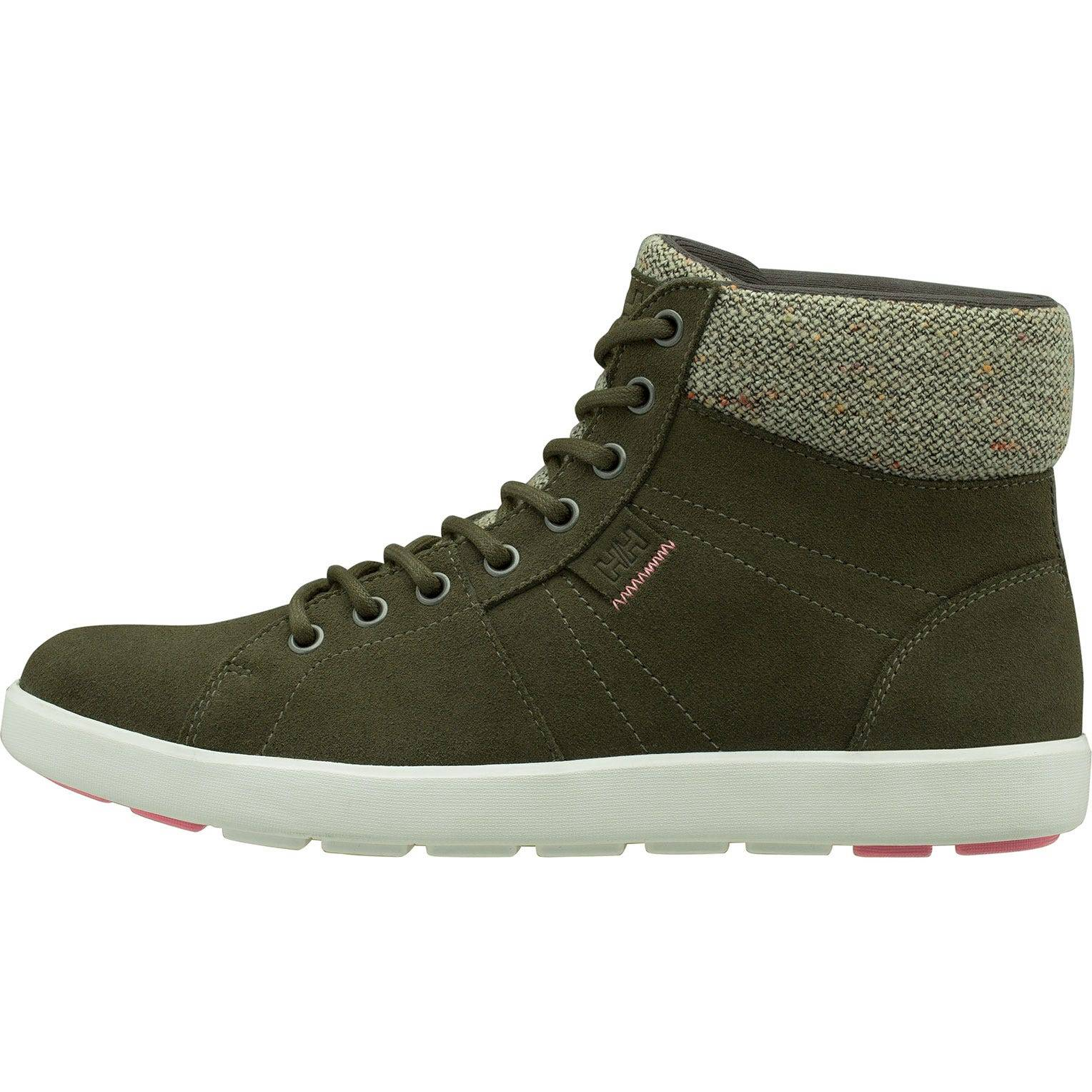Helly Hansen W Madieke Womens Winter Boot Green 38/7