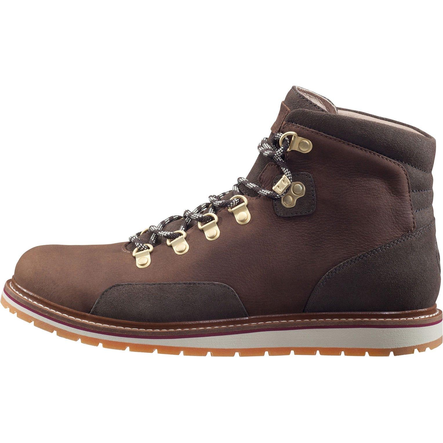 Helly Hansen Klosters Mens Winter Boot Brown 42/8.5