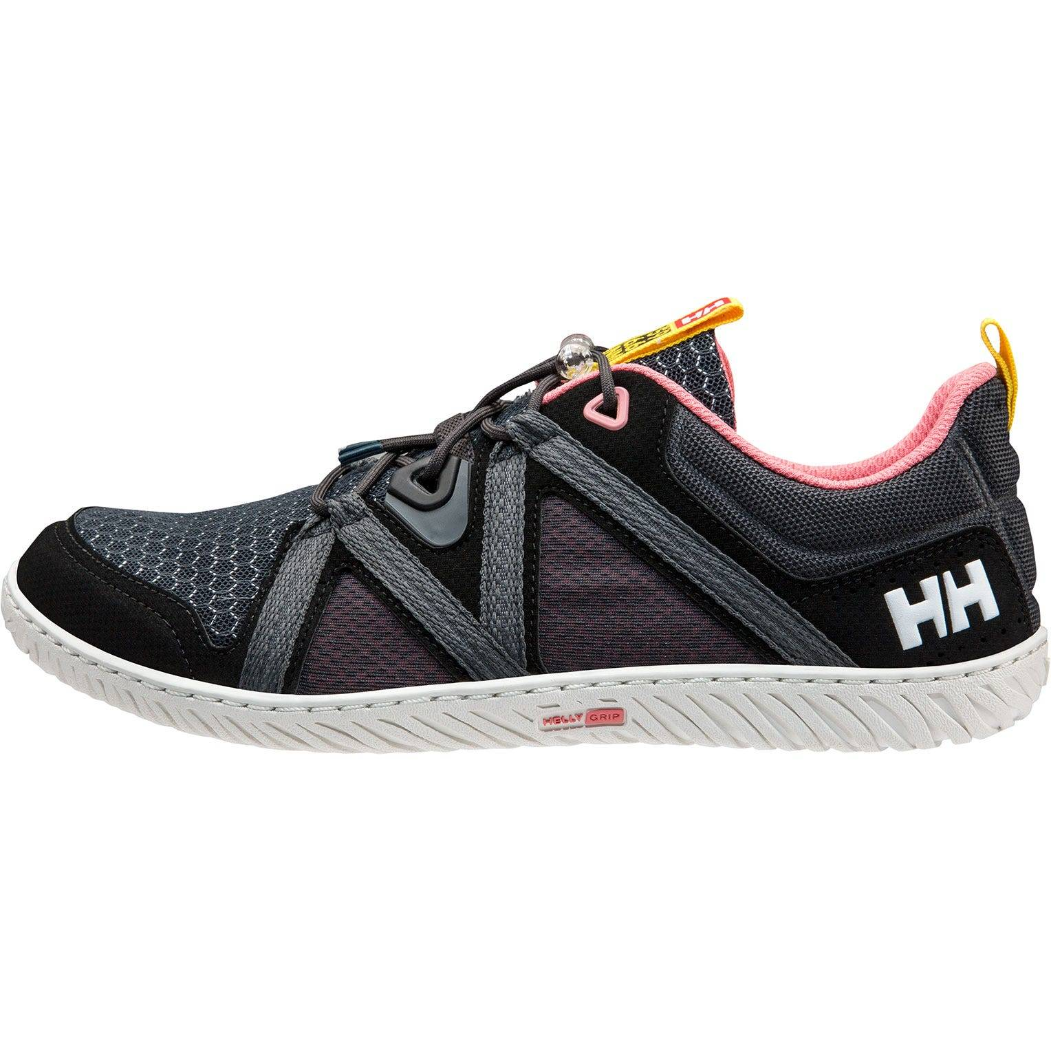 Helly Hansen W Hp Foil F1 Womens Sailing Shoe Black 38/7