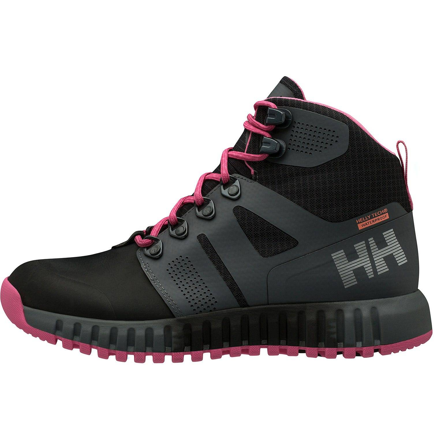 Helly Hansen W Vanir Gallivant Ht Womens Hiking Boot Black 38.7/7.5