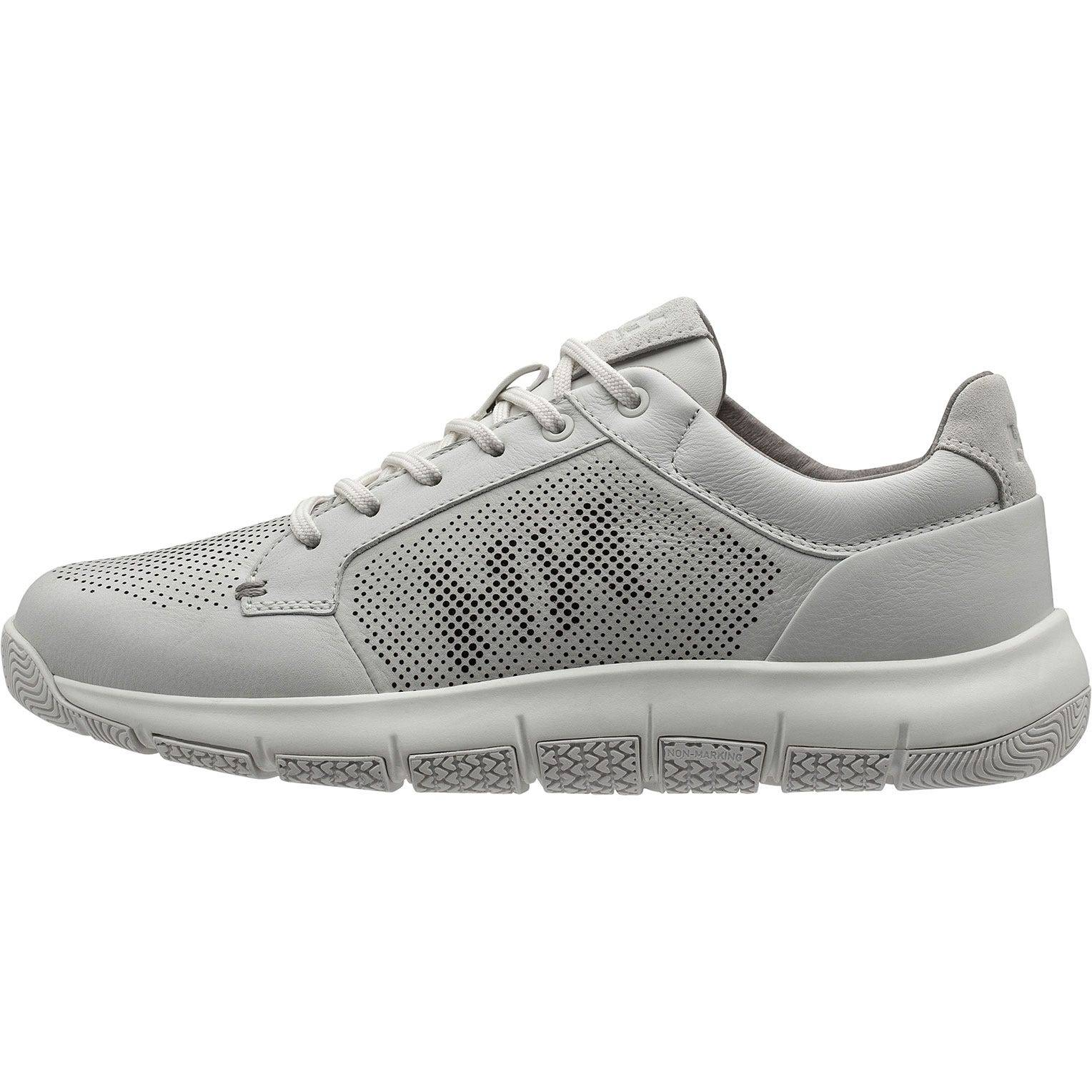 Helly Hansen W Skagen Pier Leather Shoe Womens Casual White 36/5.5