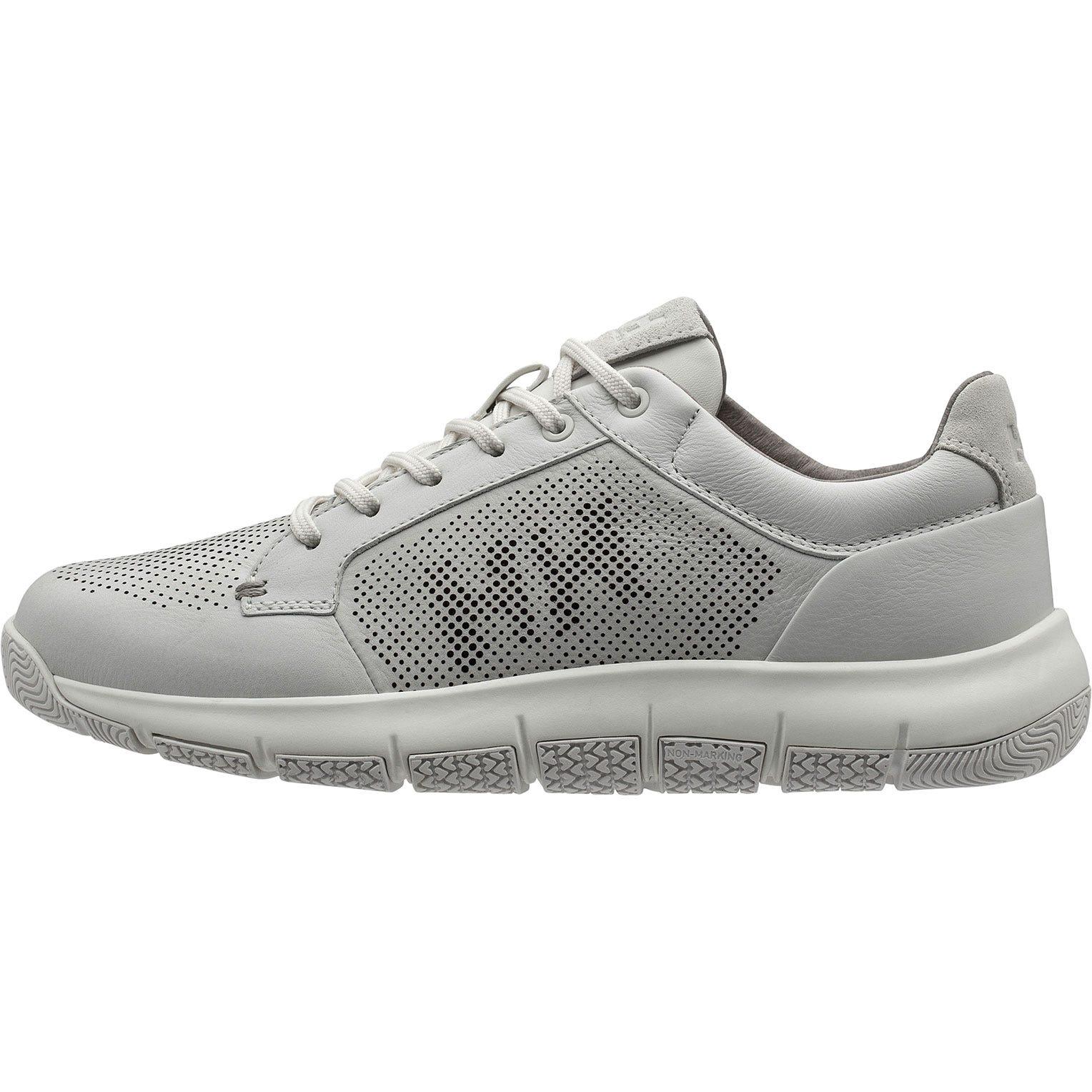 Helly Hansen W Skagen Pier Leather Shoe Womens Casual White 38/7