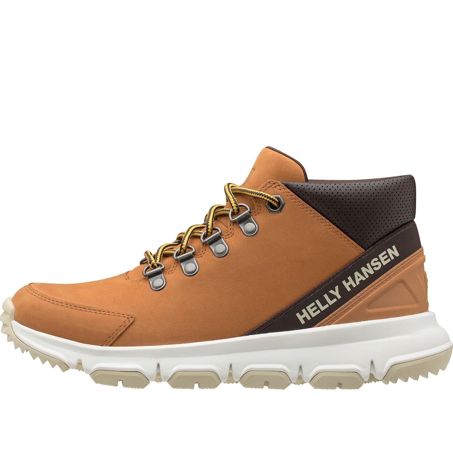 Helly Hansen W Fendvard Boot Womens Casual Shoe Brown 6.5
