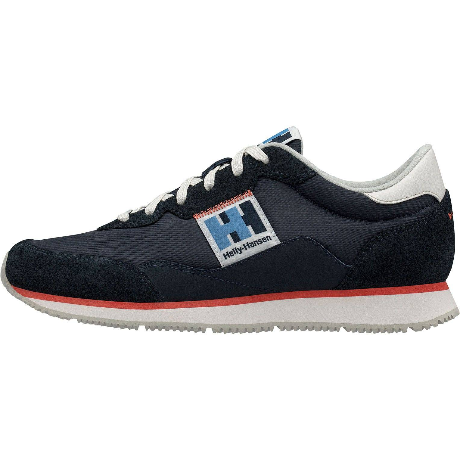 Helly Hansen W Ripples Lowcut Sneaker Womens Casual Shoe Navy 39.3/8