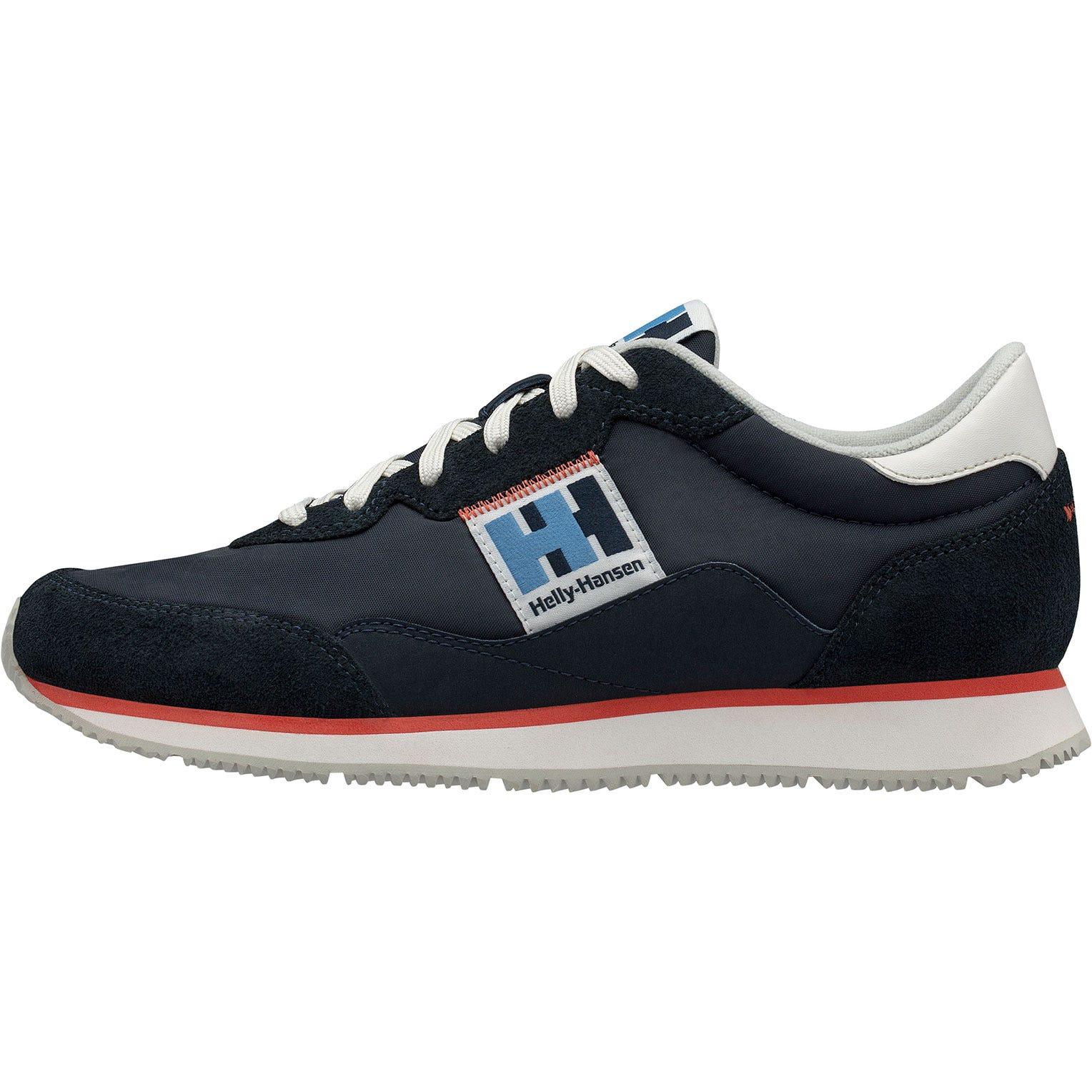 Helly Hansen W Ripples Lowcut Sneaker Womens Casual Shoe Navy 39.3/8