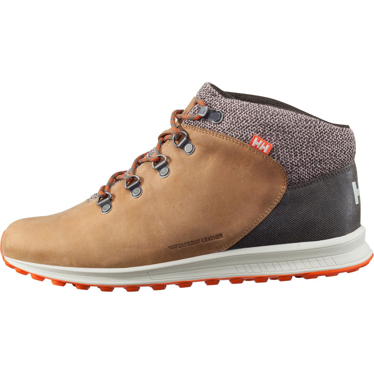 Helly Hansen Jaythen X Mens Winter Boot Brown 42/8.5