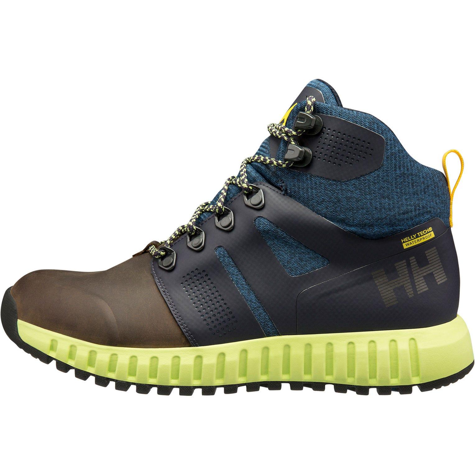 Helly Hansen Vanir Gallivant Ht Mens Hiking Boot Blue 42/8.5
