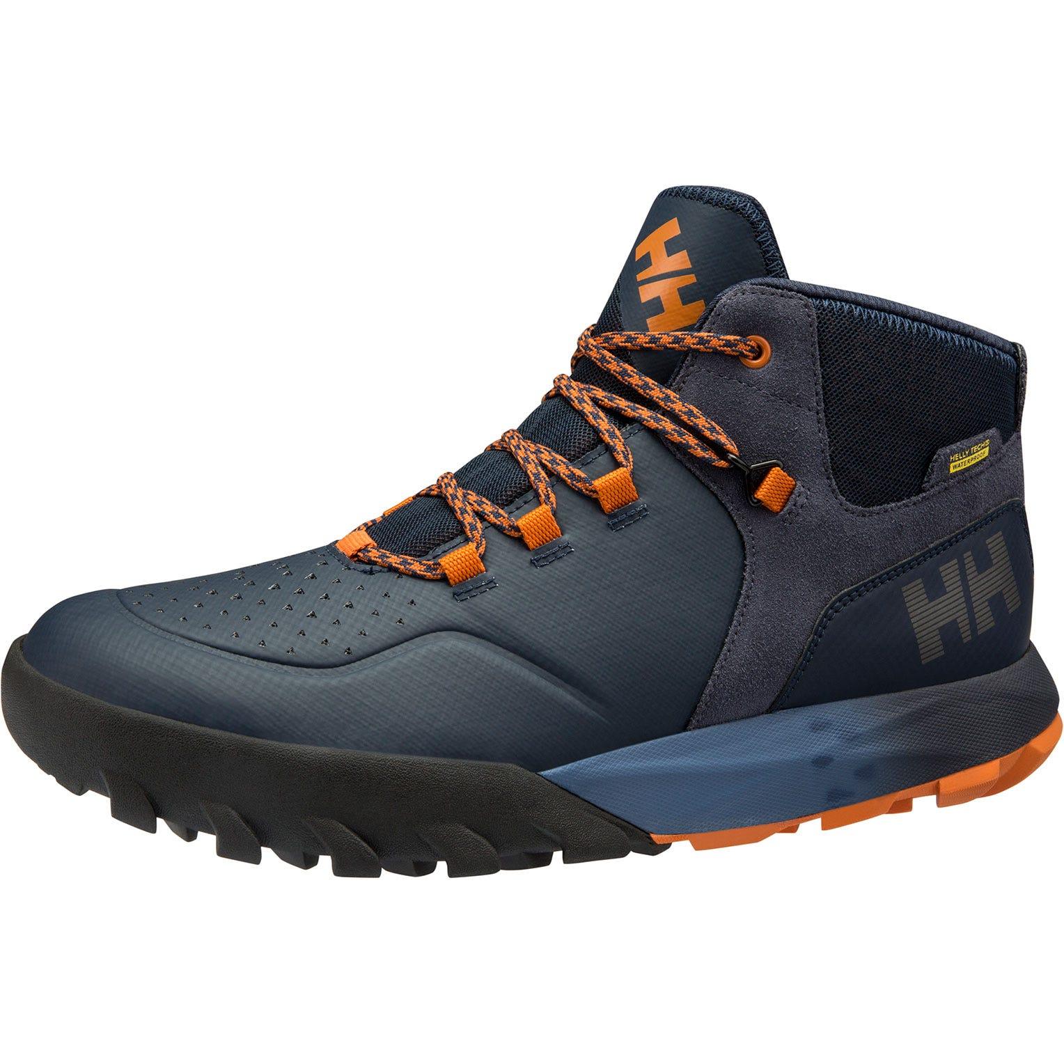 Helly Hansen Loke Rambler Ht Mens Hiking Boot Navy 44/10