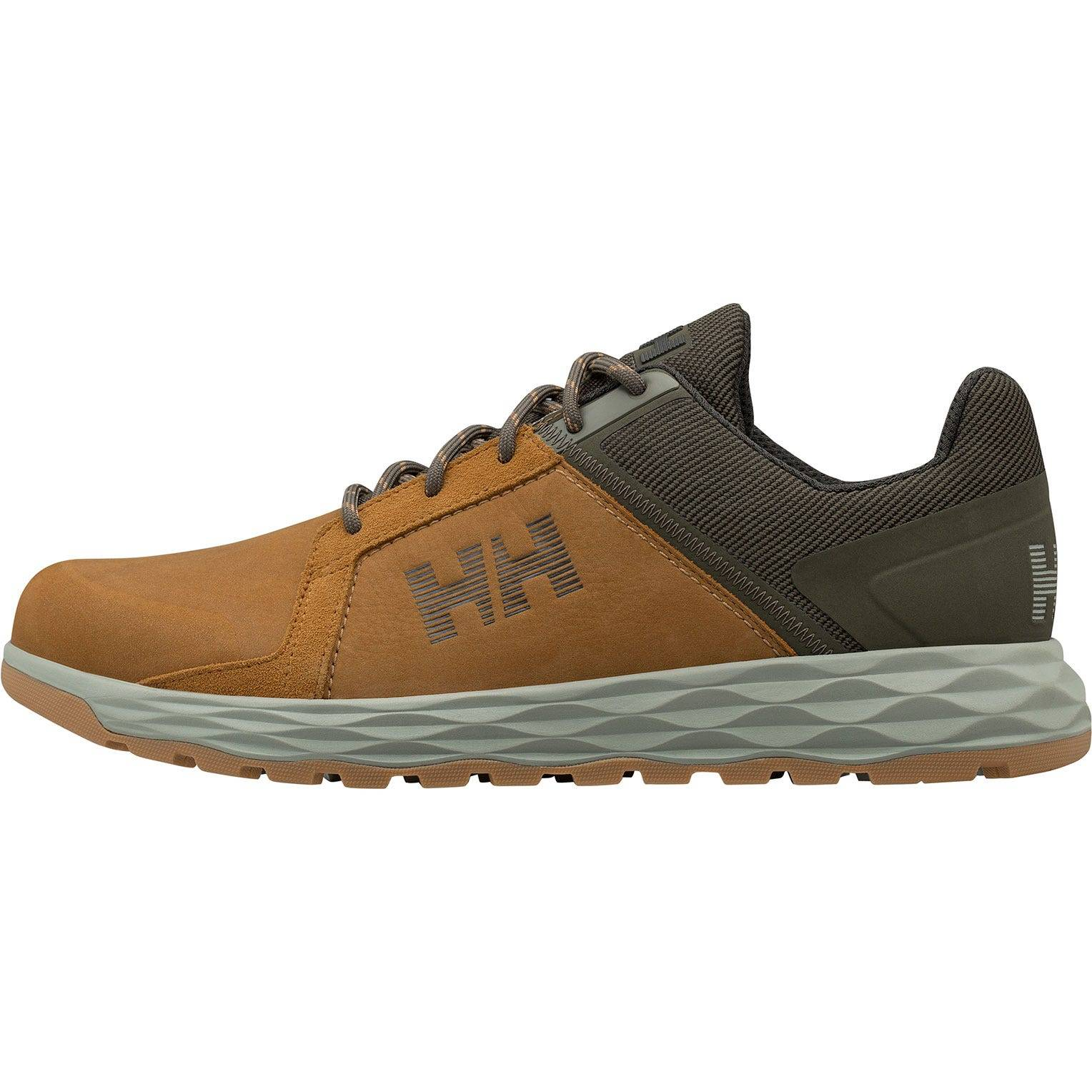 Helly Hansen Gambier Lc Mens Casual Shoe Brown 42/8.5