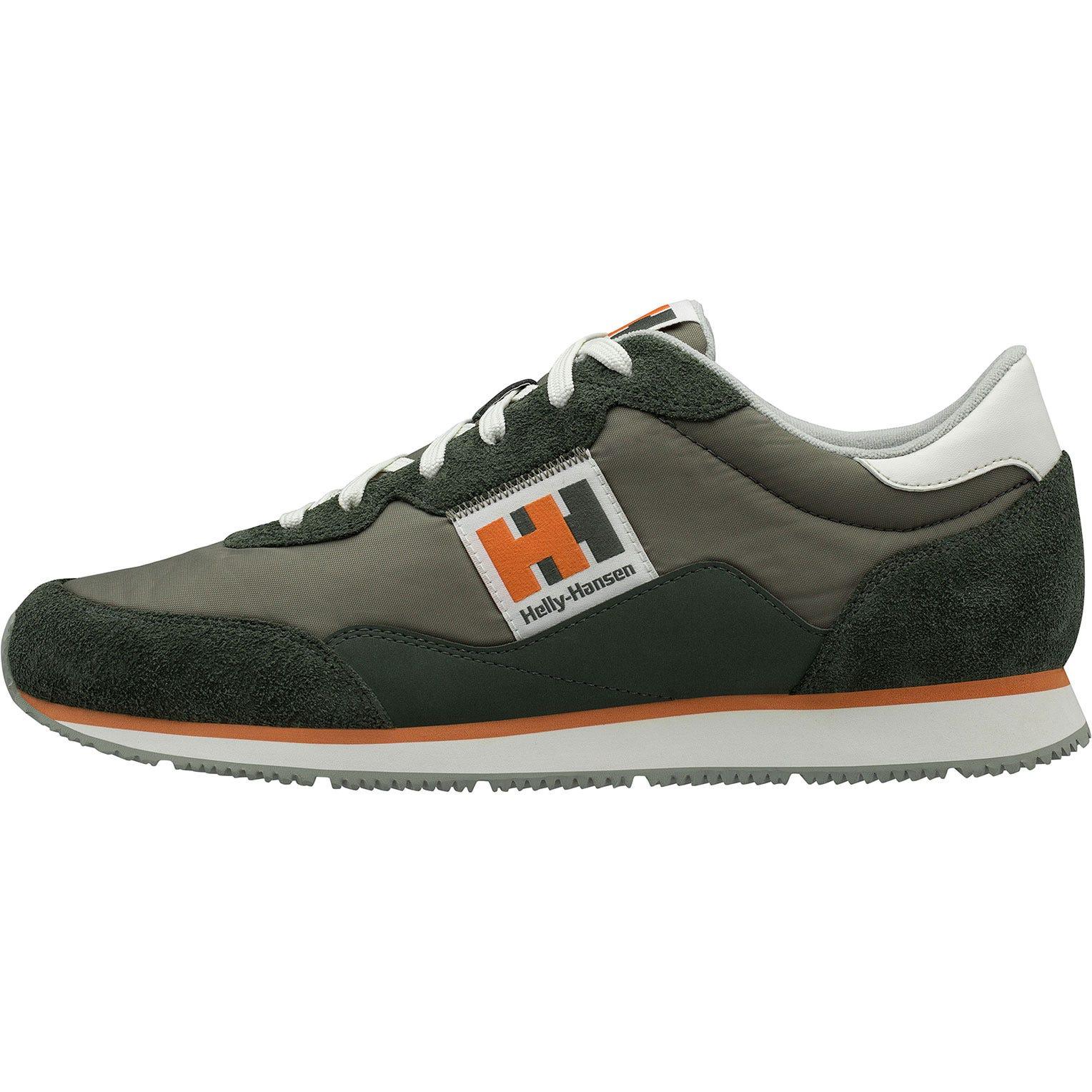 Helly Hansen Ripples Lowcut Sneaker Mens Green 44/10