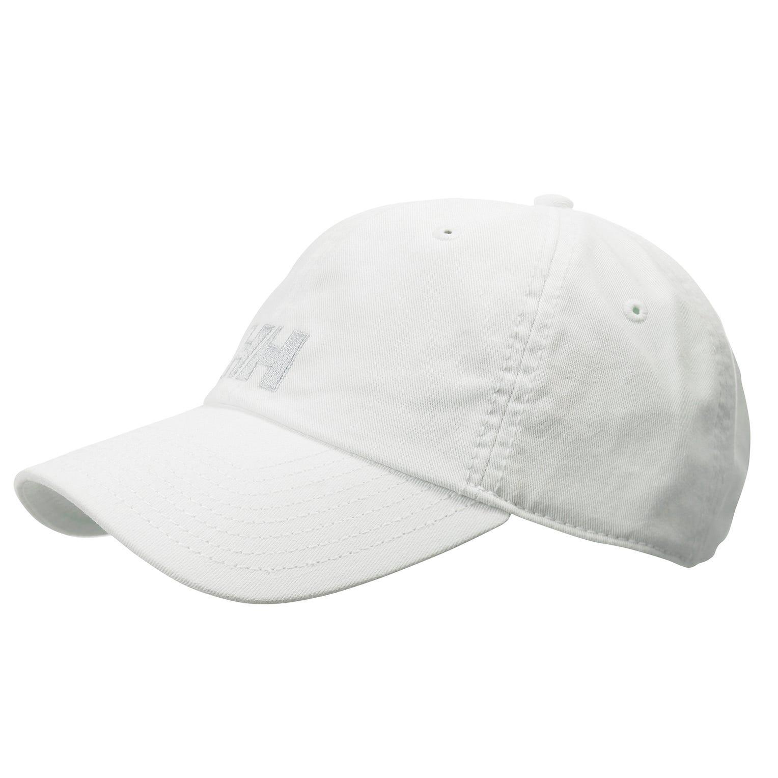 Helly Hansen Logo Cap White STD