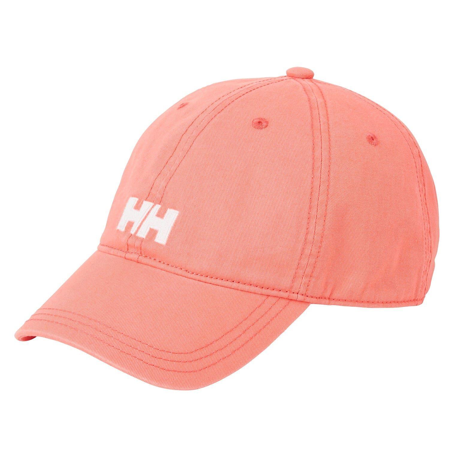 Helly Hansen Logo Cap Pink STD