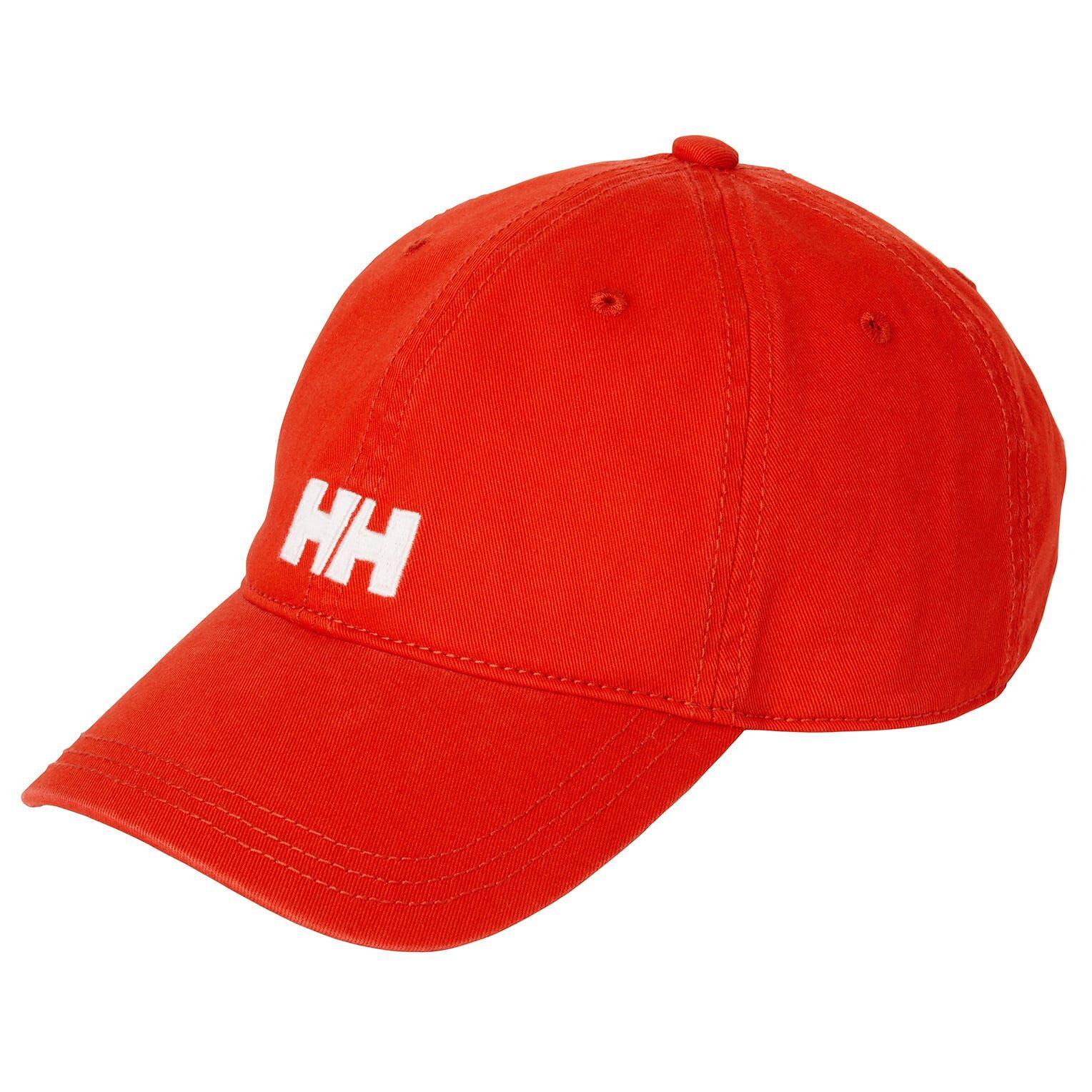 Helly Hansen Logo Cap Red STD