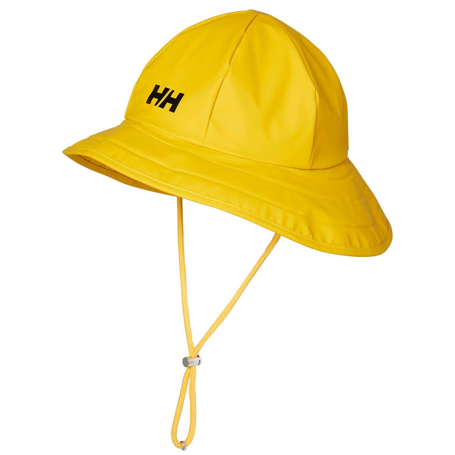 Helly Hansen Moss Souwester Rain Jacket Yellow STD