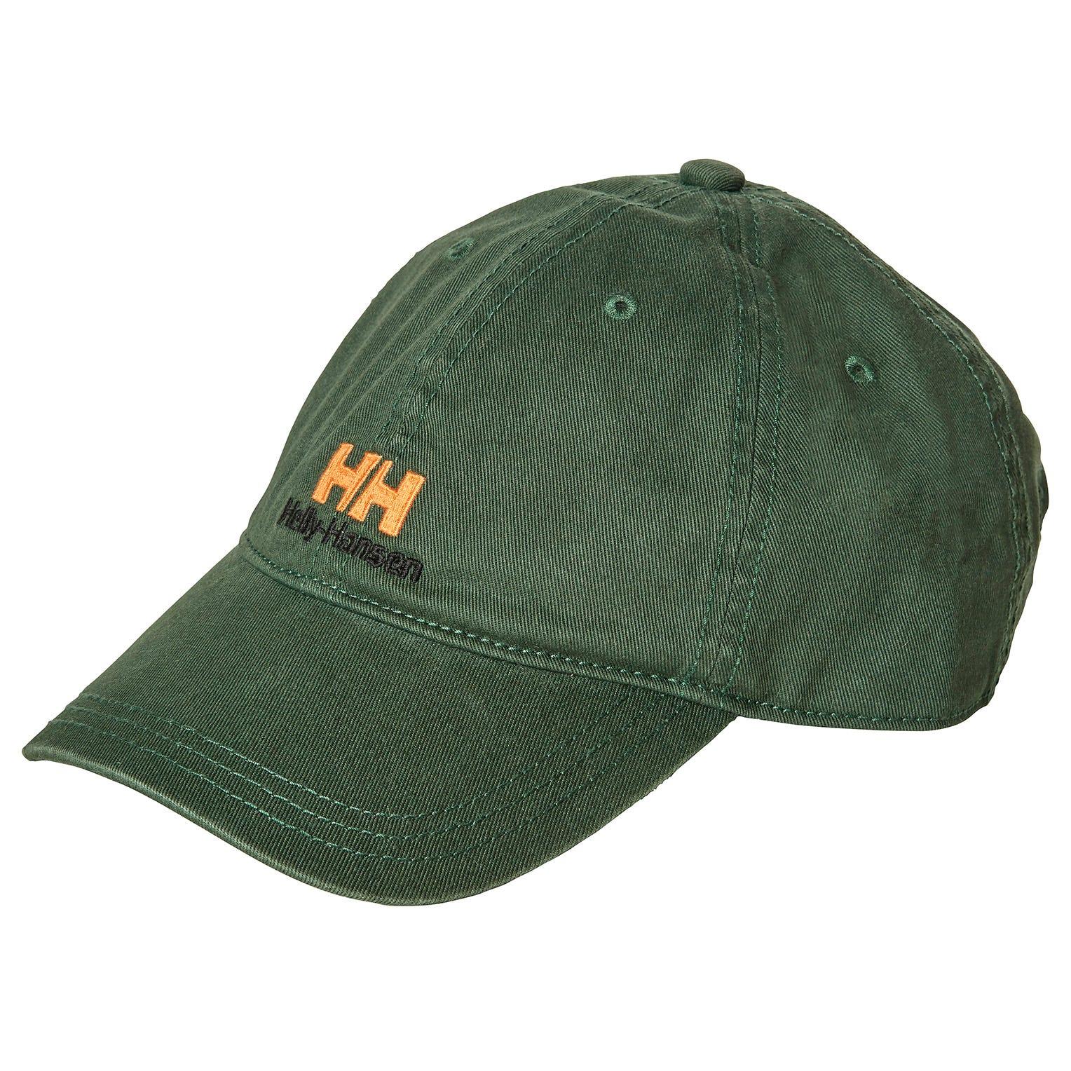 Helly Hansen Yu Dad Cap Green STD