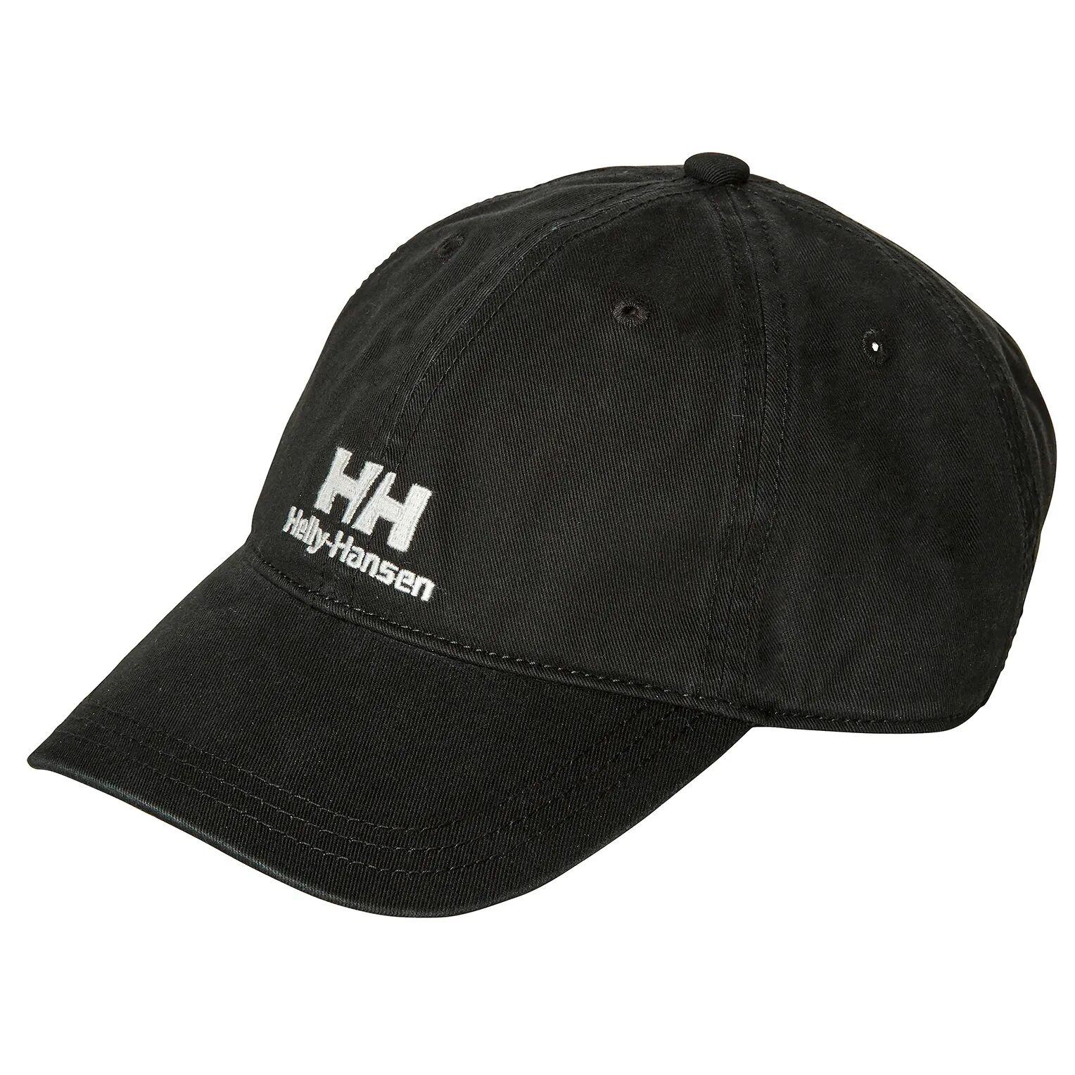 Helly Hansen Yu Dad Cap Black STD