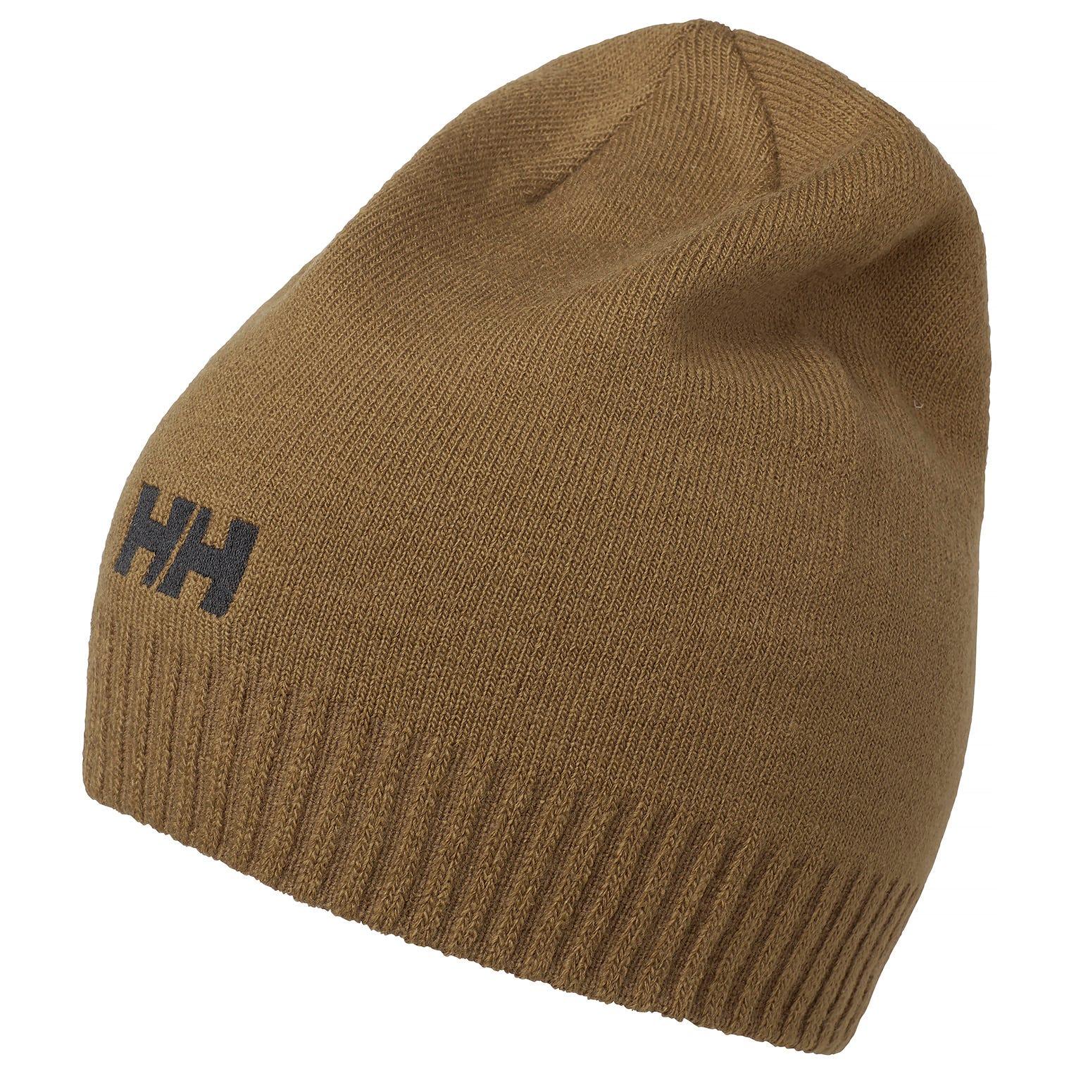 Helly Hansen Brand Beanie Yellow STD