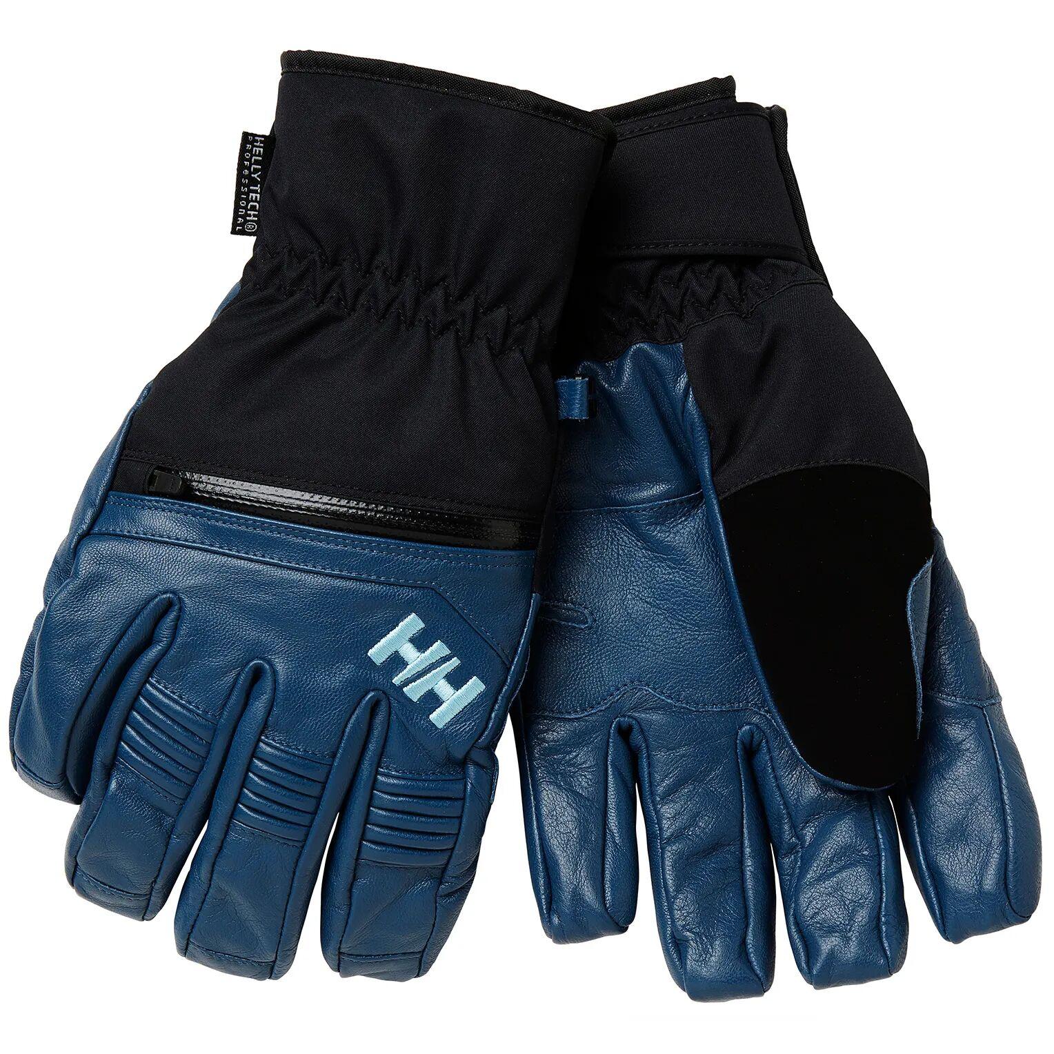Helly Hansen Alpha Warm Ht Glove Mens Yellow XXL