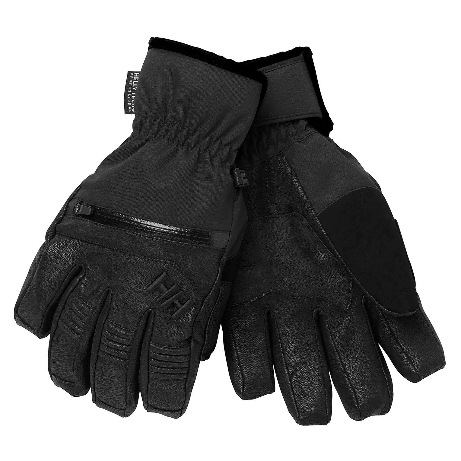 Helly Hansen Alpha Warm Ht Glove Mens Black S