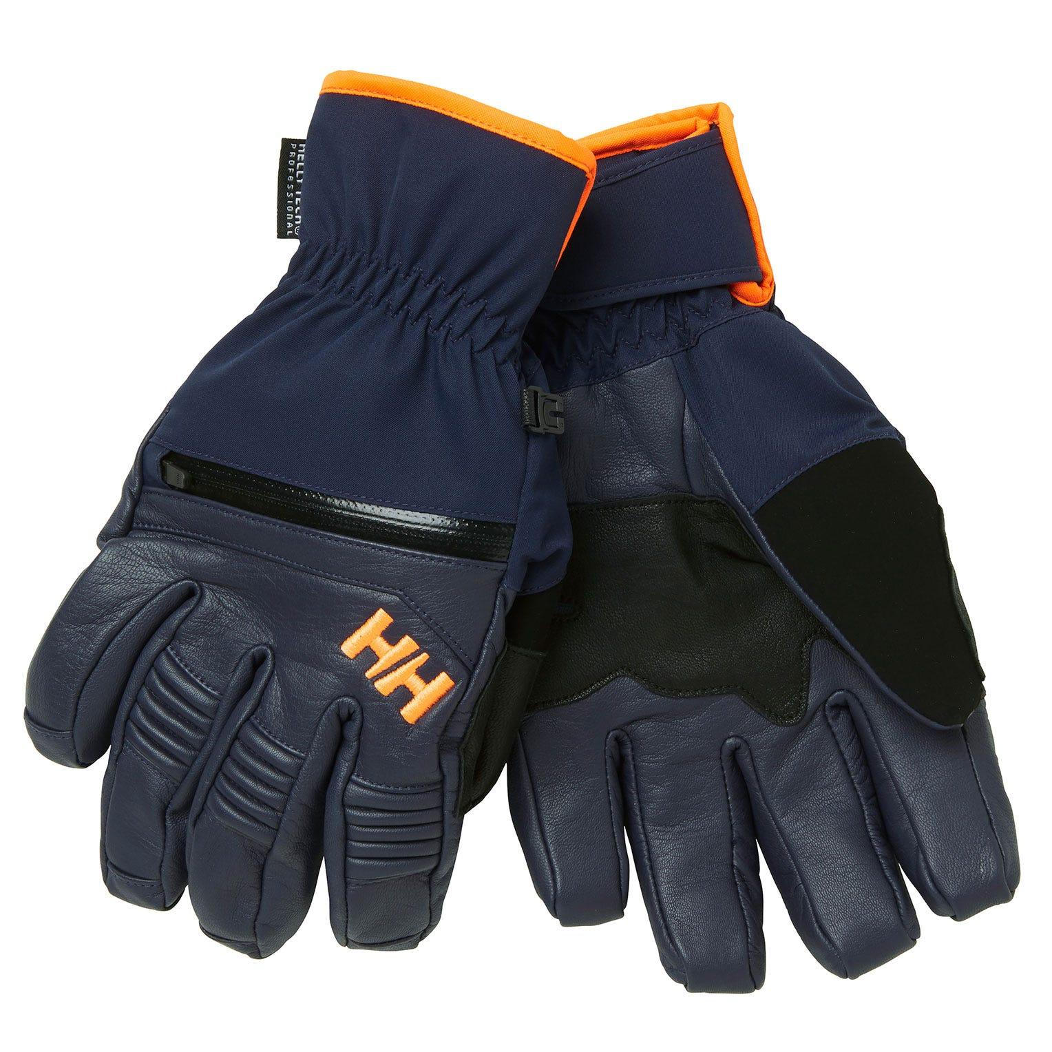 Helly Hansen Alpha Warm Ht Glove Mens Navy S