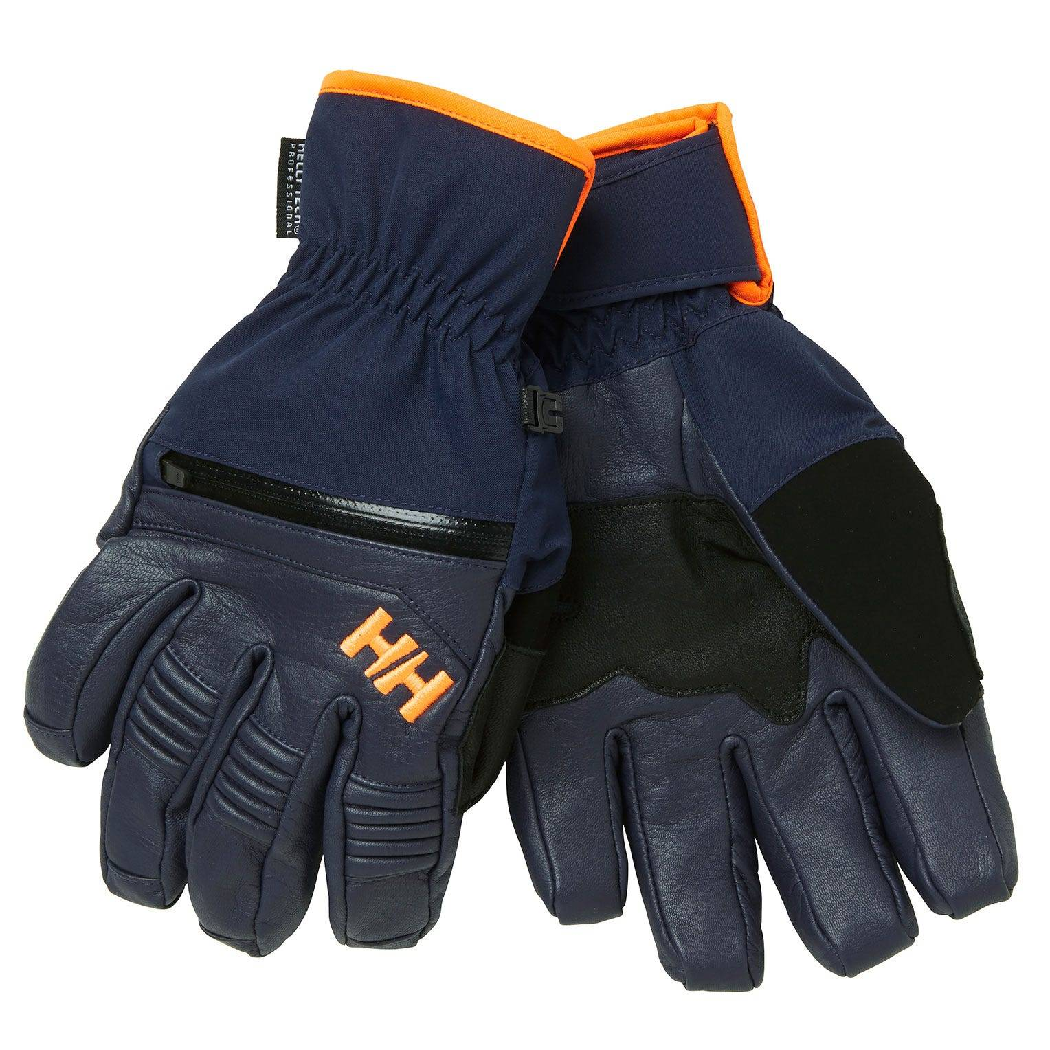 Helly Hansen Alpha Warm Ht Glove Mens Navy S