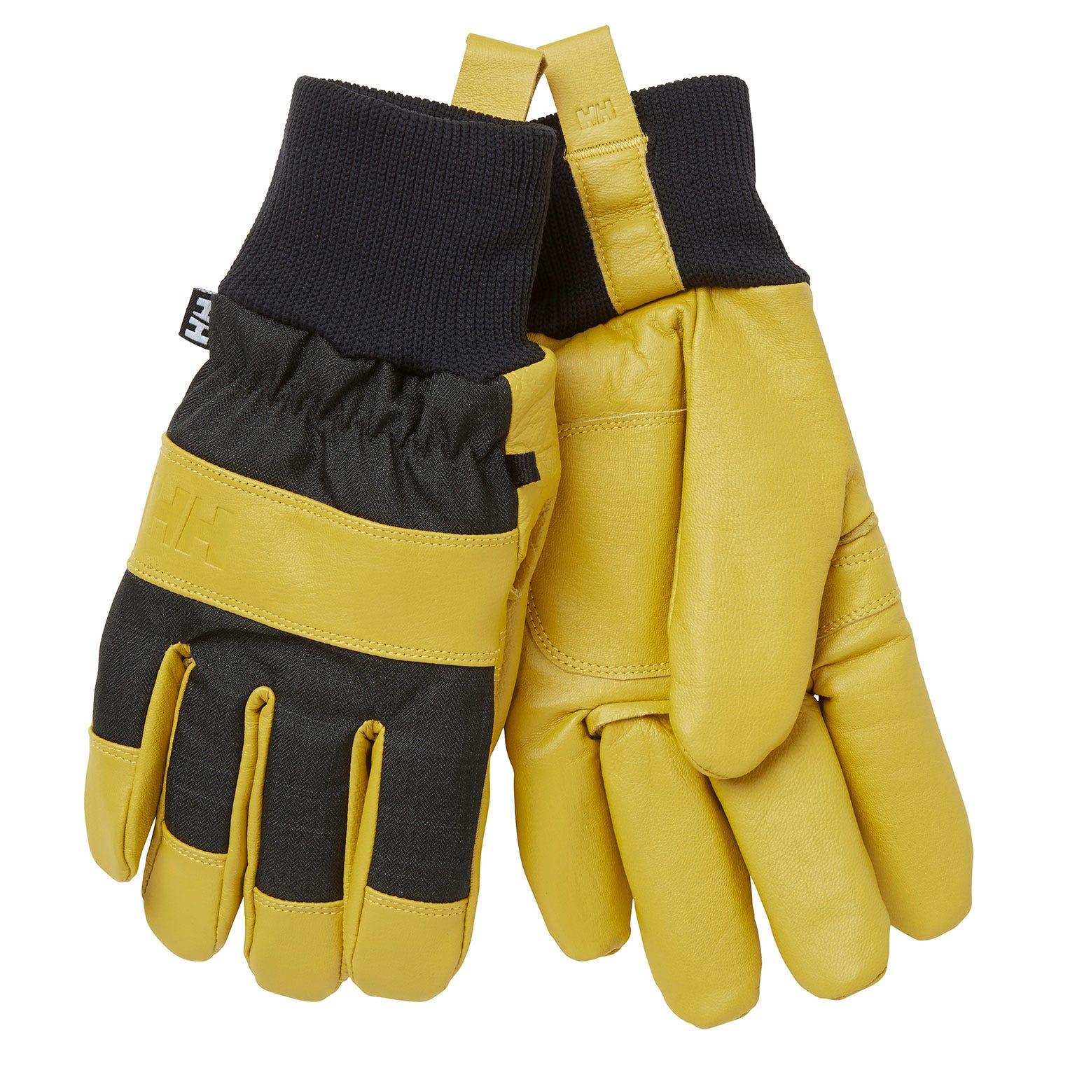 Helly Hansen Dawn Patrol Glove Mens Yellow S