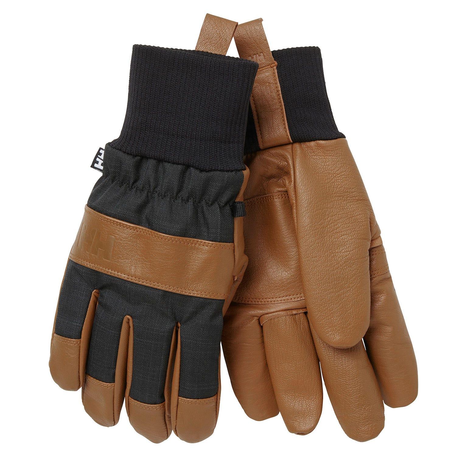 Helly Hansen Dawn Patrol Glove Mens Brown S