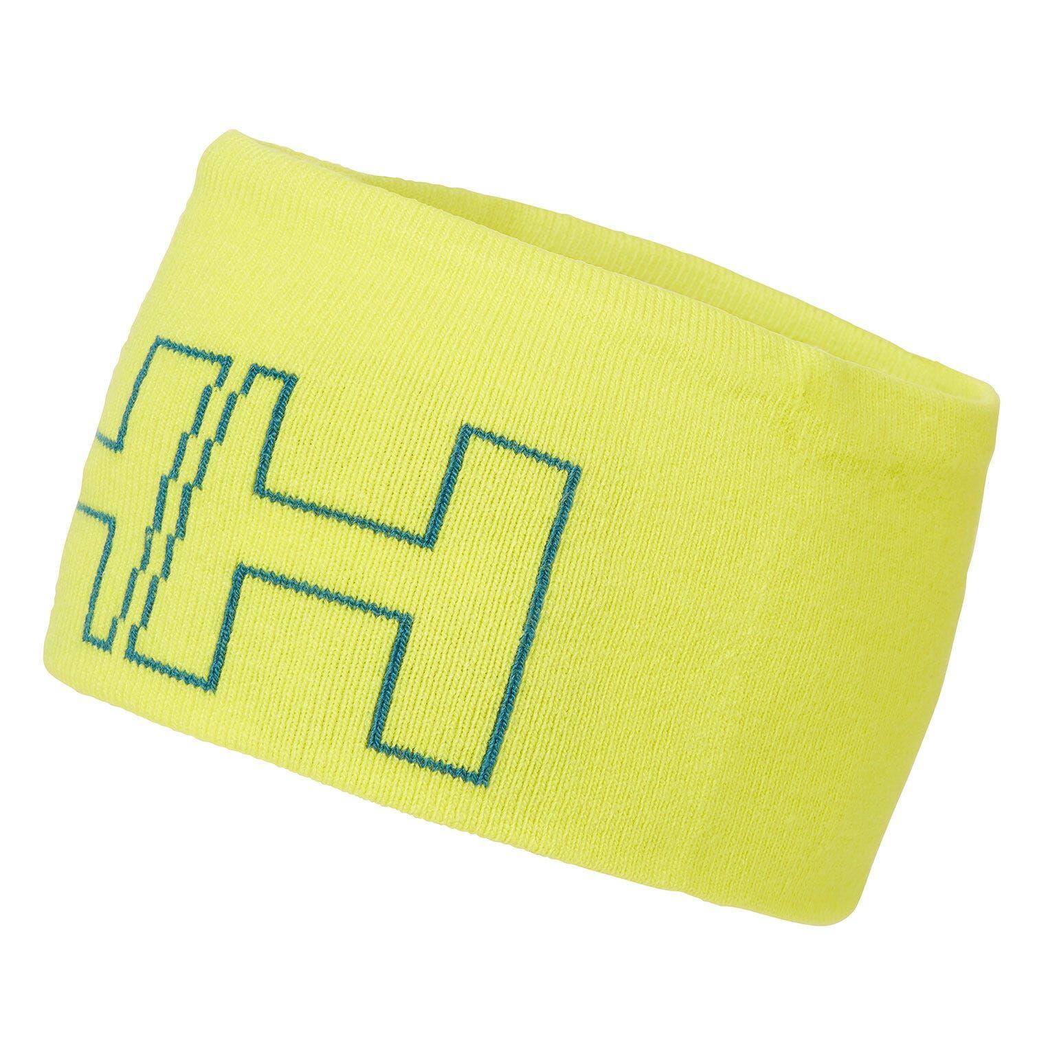 Helly Hansen Outline Headband Yellow STD