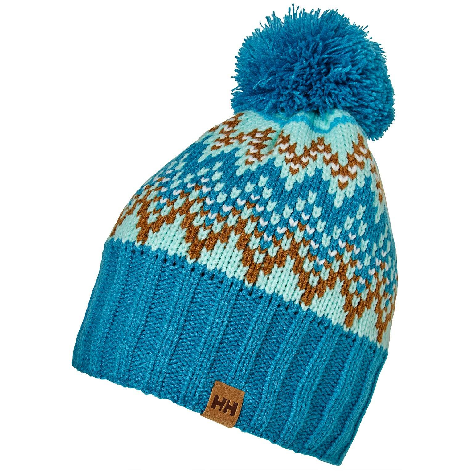 Helly Hansen W Powder Beanie Womens Blue STD