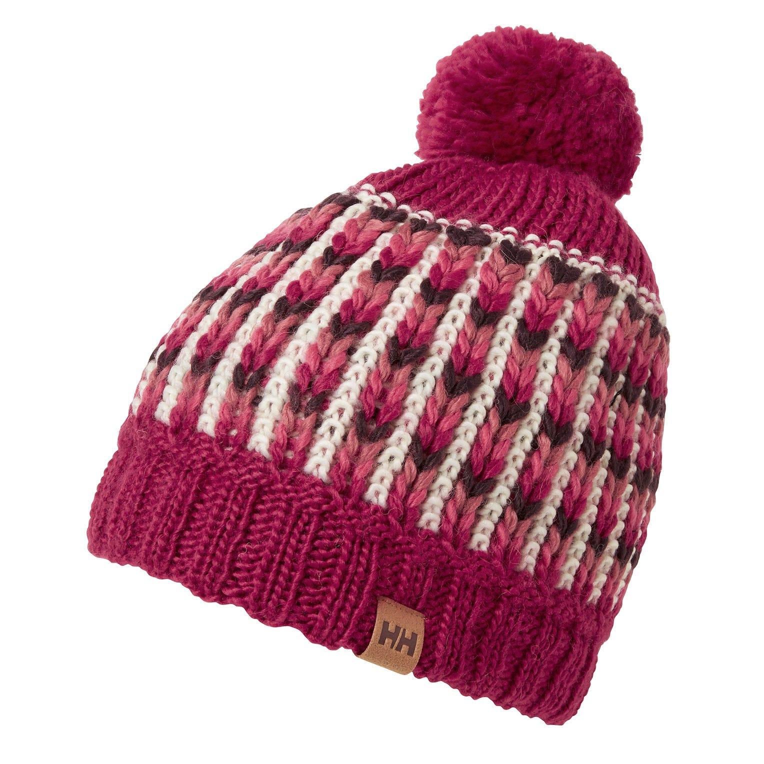 Helly Hansen Alphelia Knit Beanie Pink STD