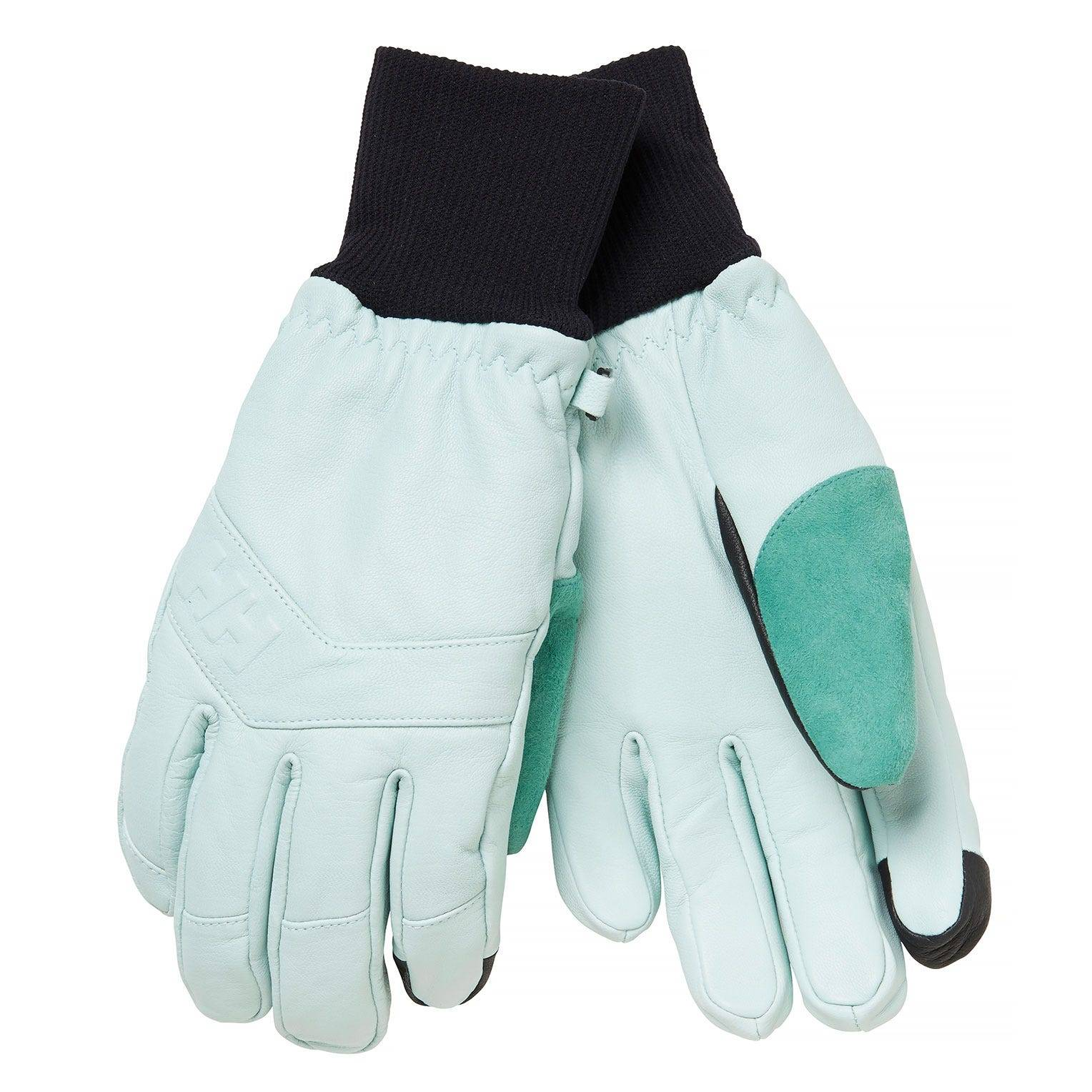 Helly Hansen W Powderqueen Ht Glove Womens Blue XL