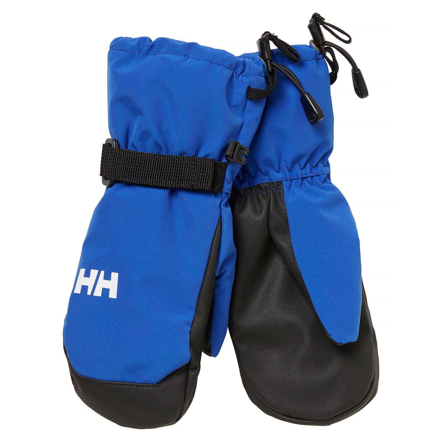 Helly Hansen Kids Rider Mittens Blue L
