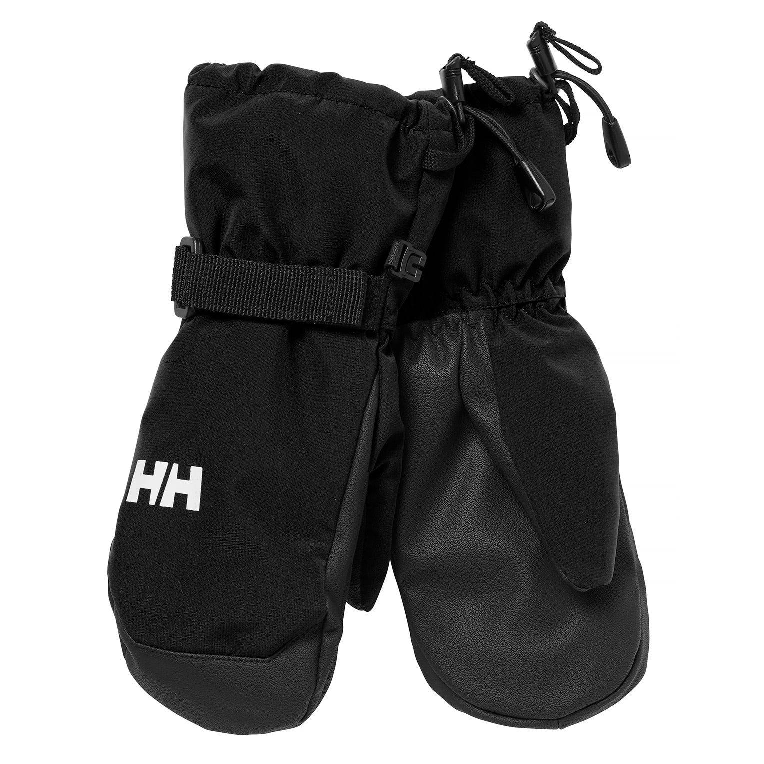 Helly Hansen Kids Rider Mittens Black 10