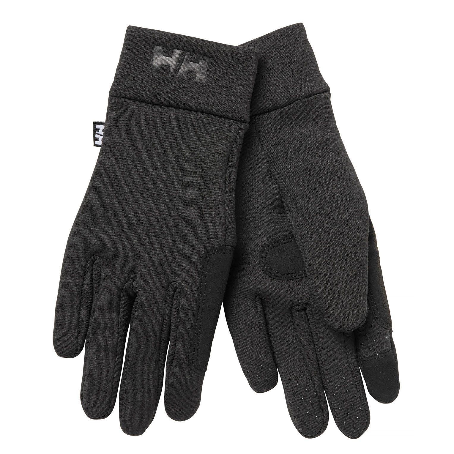Helly Hansen Fleece Touch Glove Liner Black S