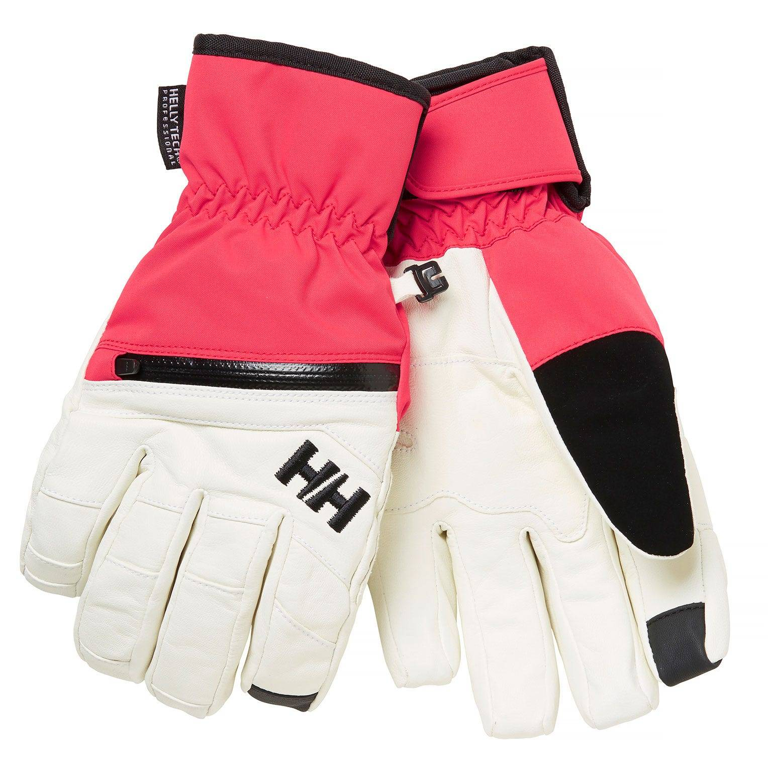 Helly Hansen W Alphelia Warm Ht Glove Womens Pink XS