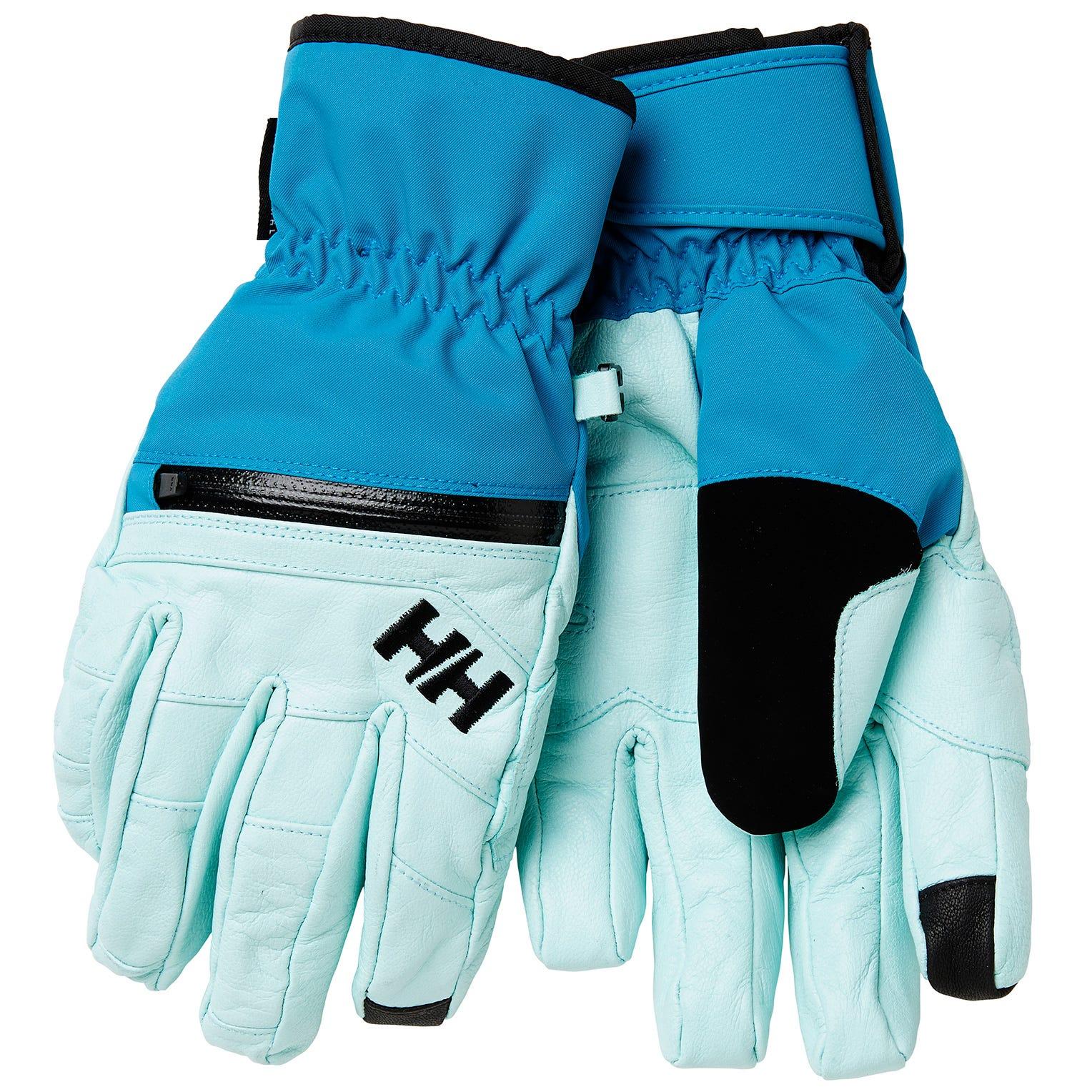 Helly Hansen W Alphelia Warm Ht Glove Womens Yellow L