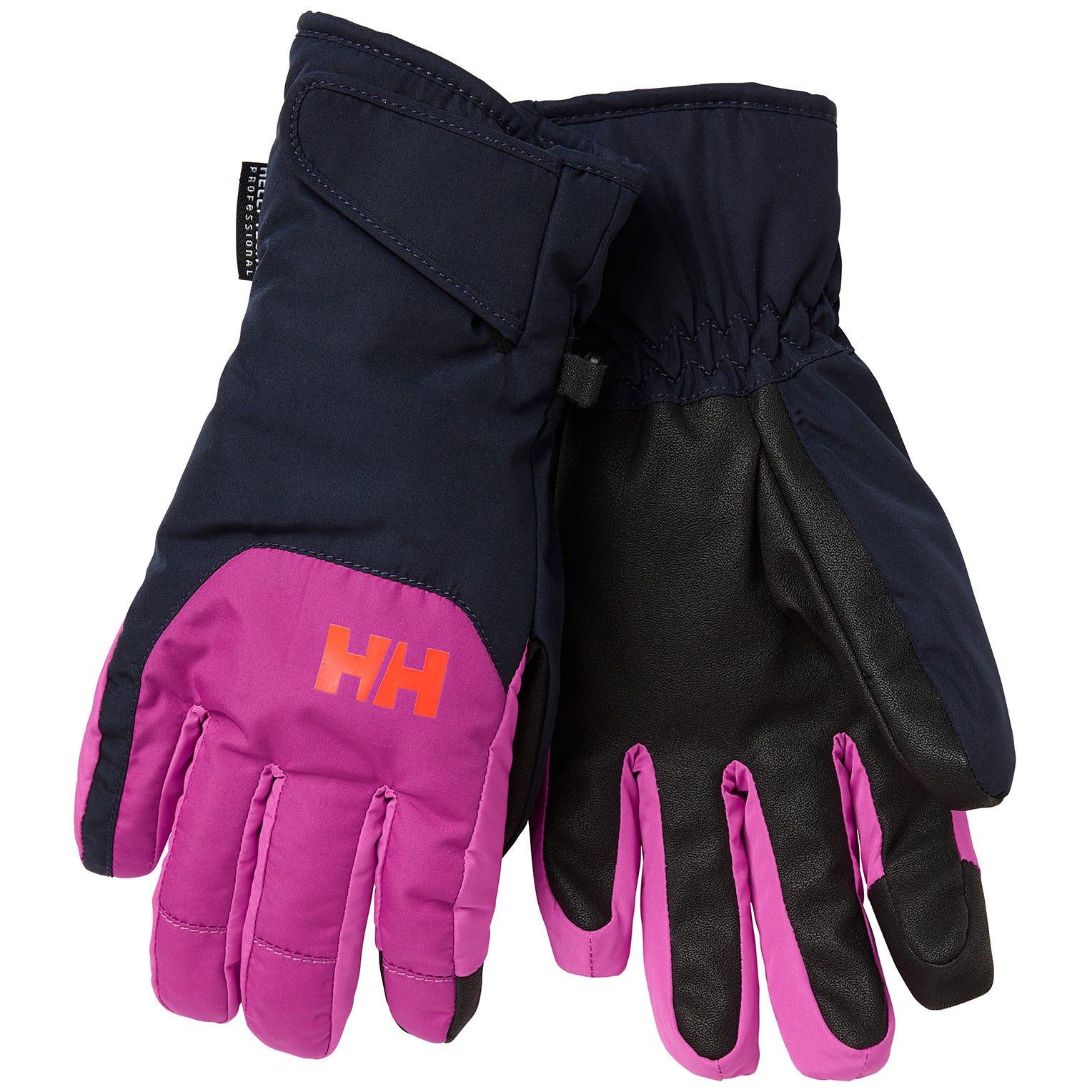 Helly Hansen Junior Swift Ht Glove Kids Yellow S