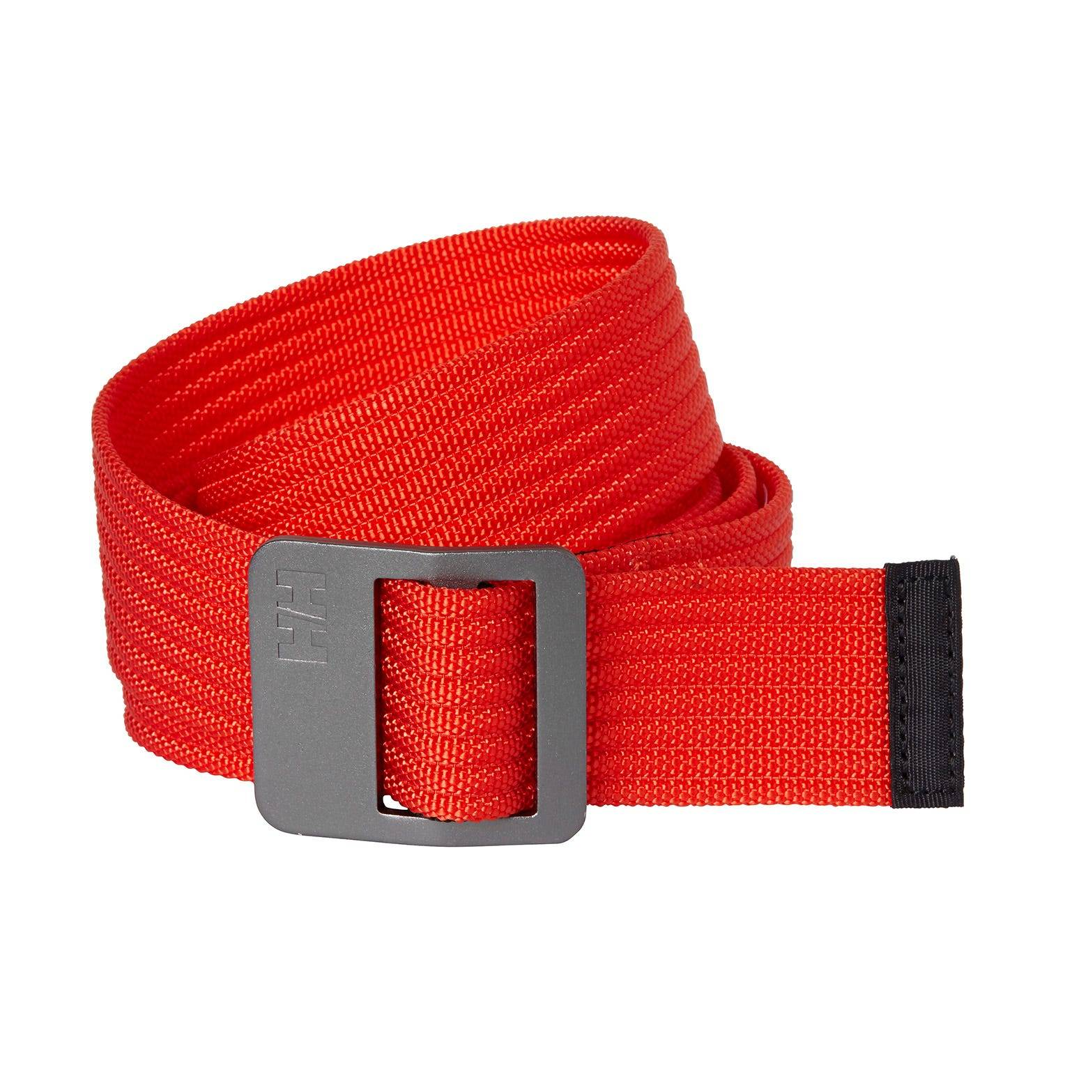 Helly Hansen Webbing Belt Red 130