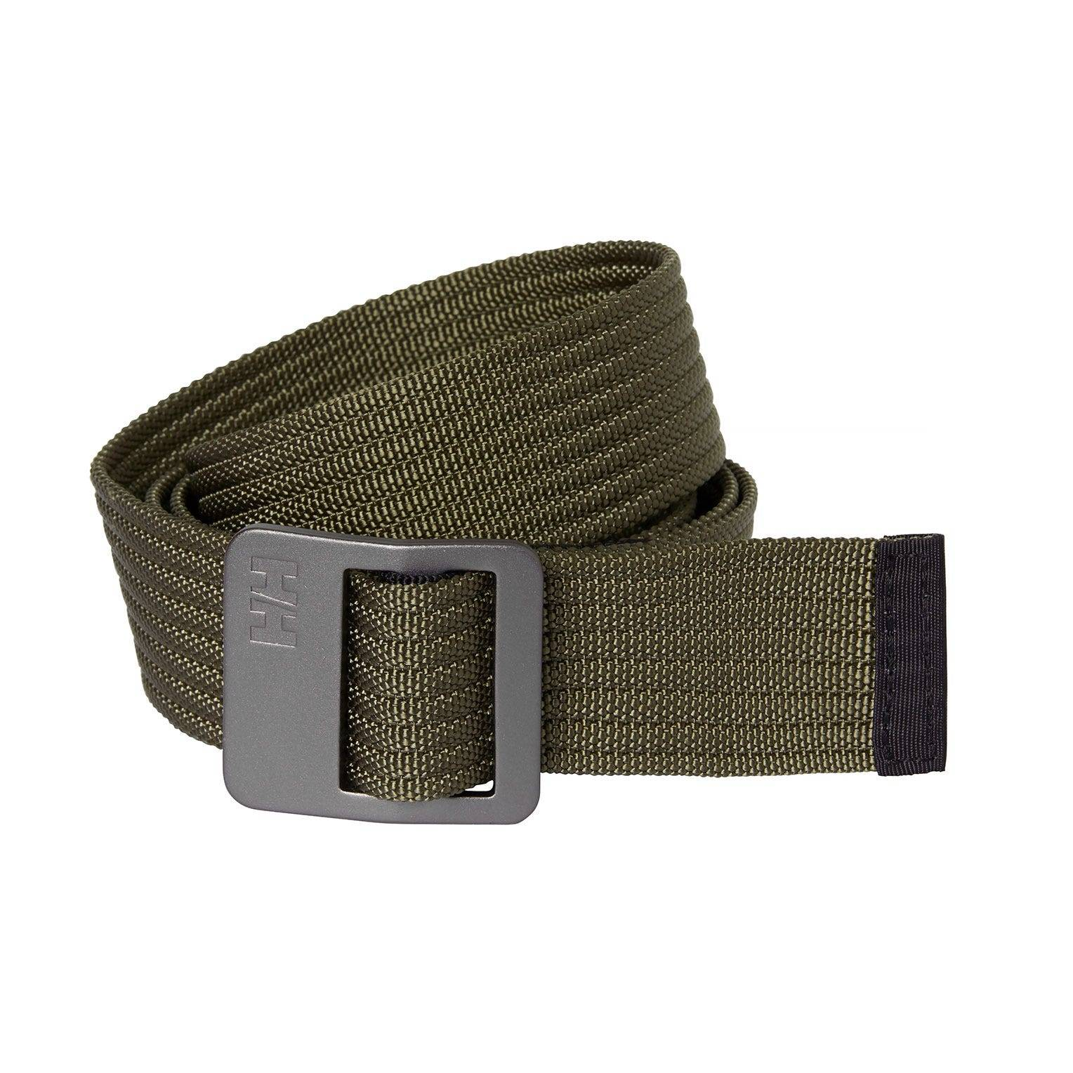 Helly Hansen Webbing Belt Green 130