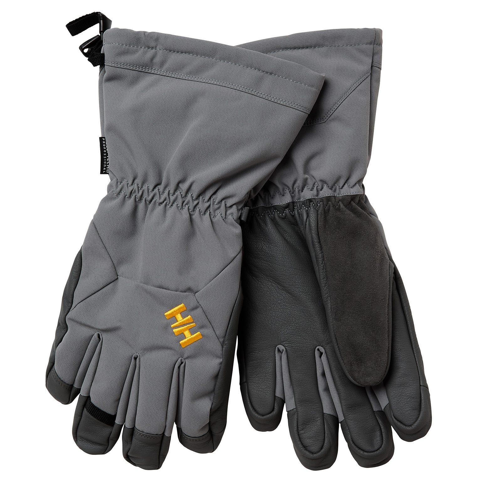 Helly Hansen Odin Gloves Mens Grey XS