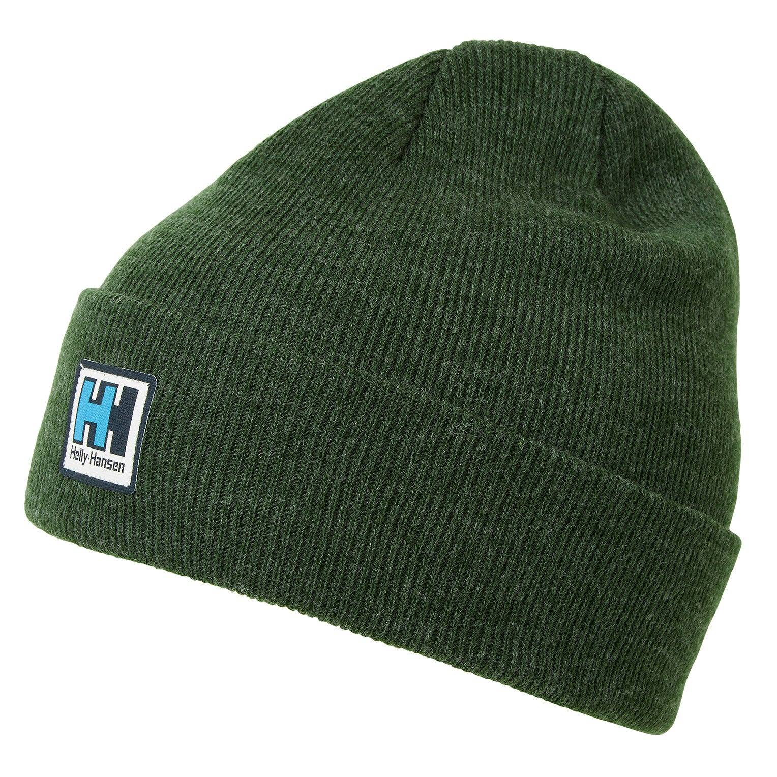 Helly Hansen Knitted Beanie Green STD