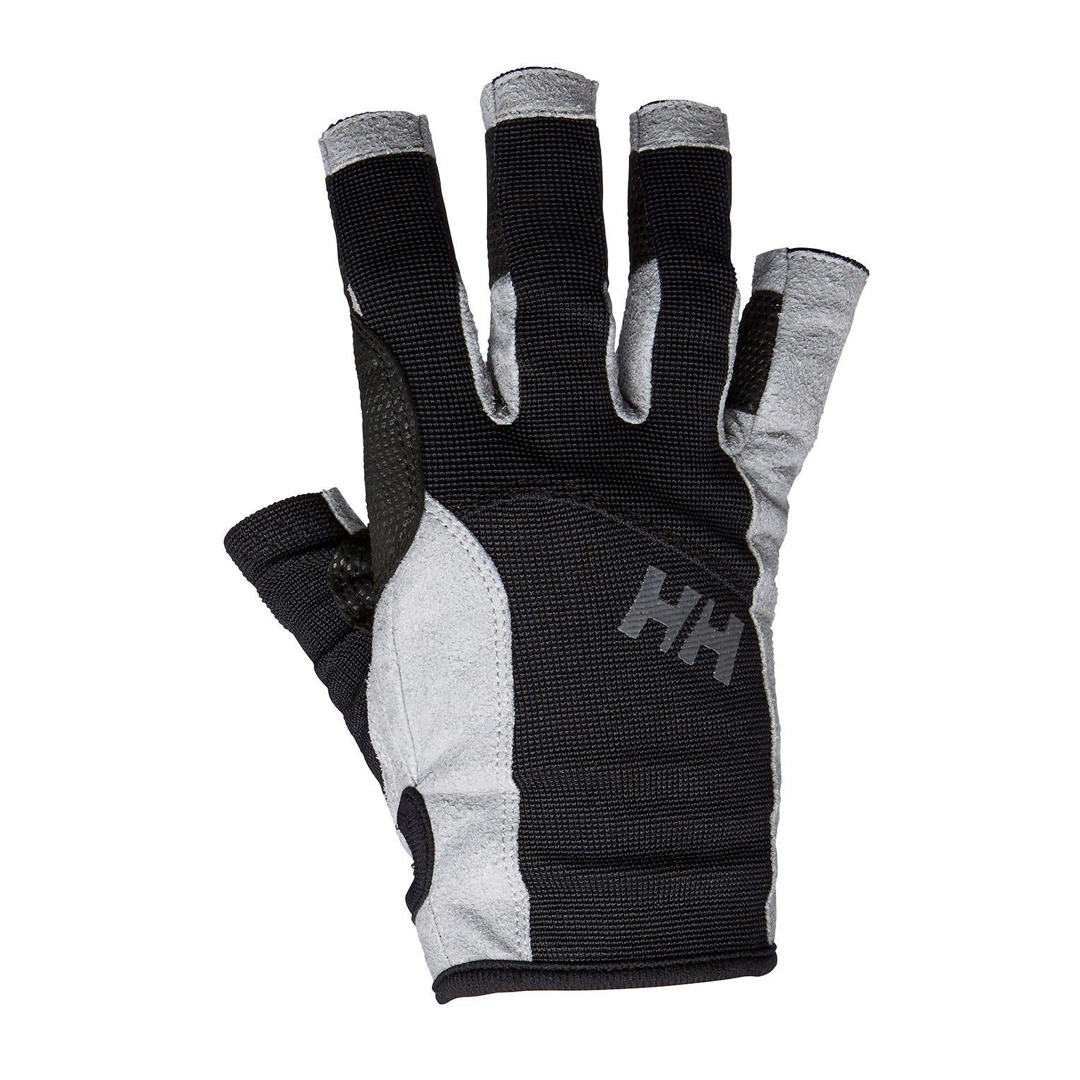 Helly Hansen Sailing Glove Short Black S