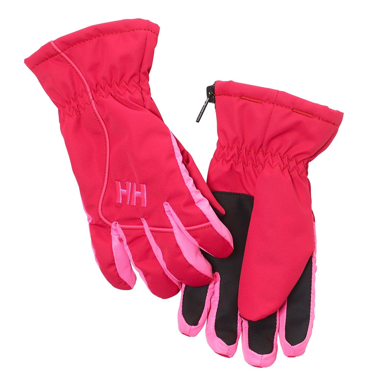 Helly Hansen J/k Tyro Glove Kids Purple L