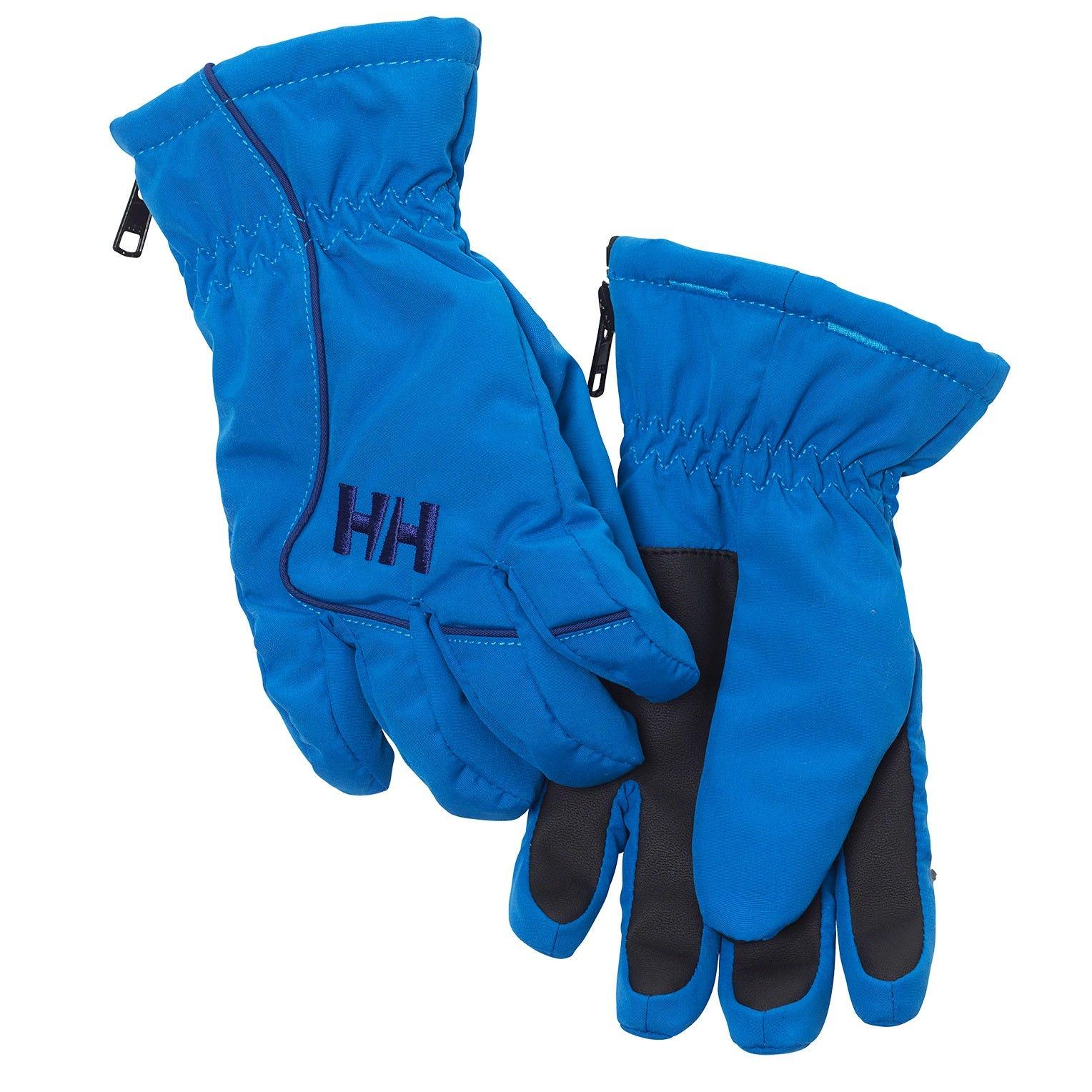 Helly Hansen J/k Tyro Glove Kids Blue L